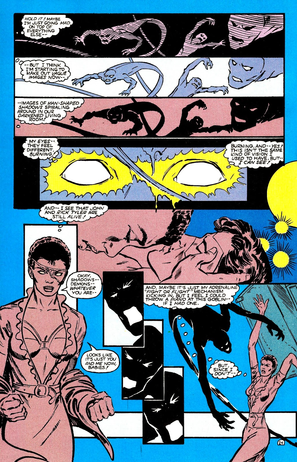 Infinity Inc. (1984) issue 21 - Page 26