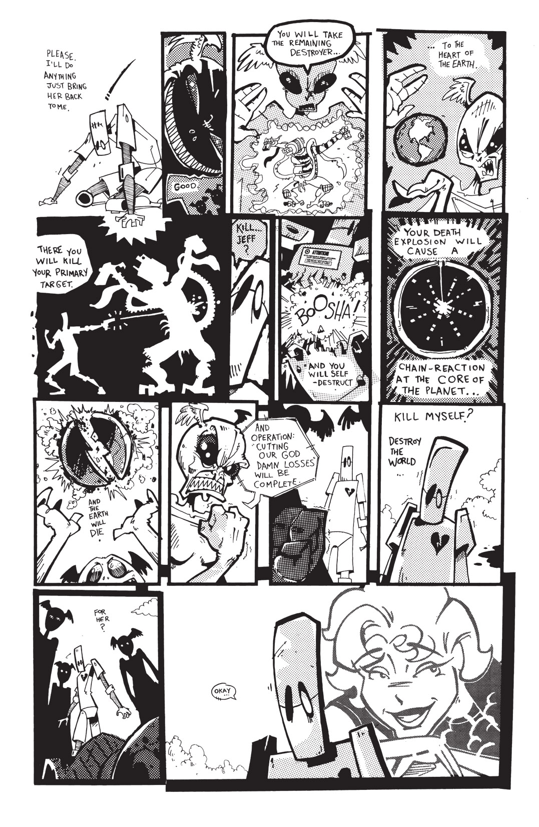 Read online Scud: The Disposable Assassin: The Whole Shebang comic -  Issue # TPB (Part 4) - 27