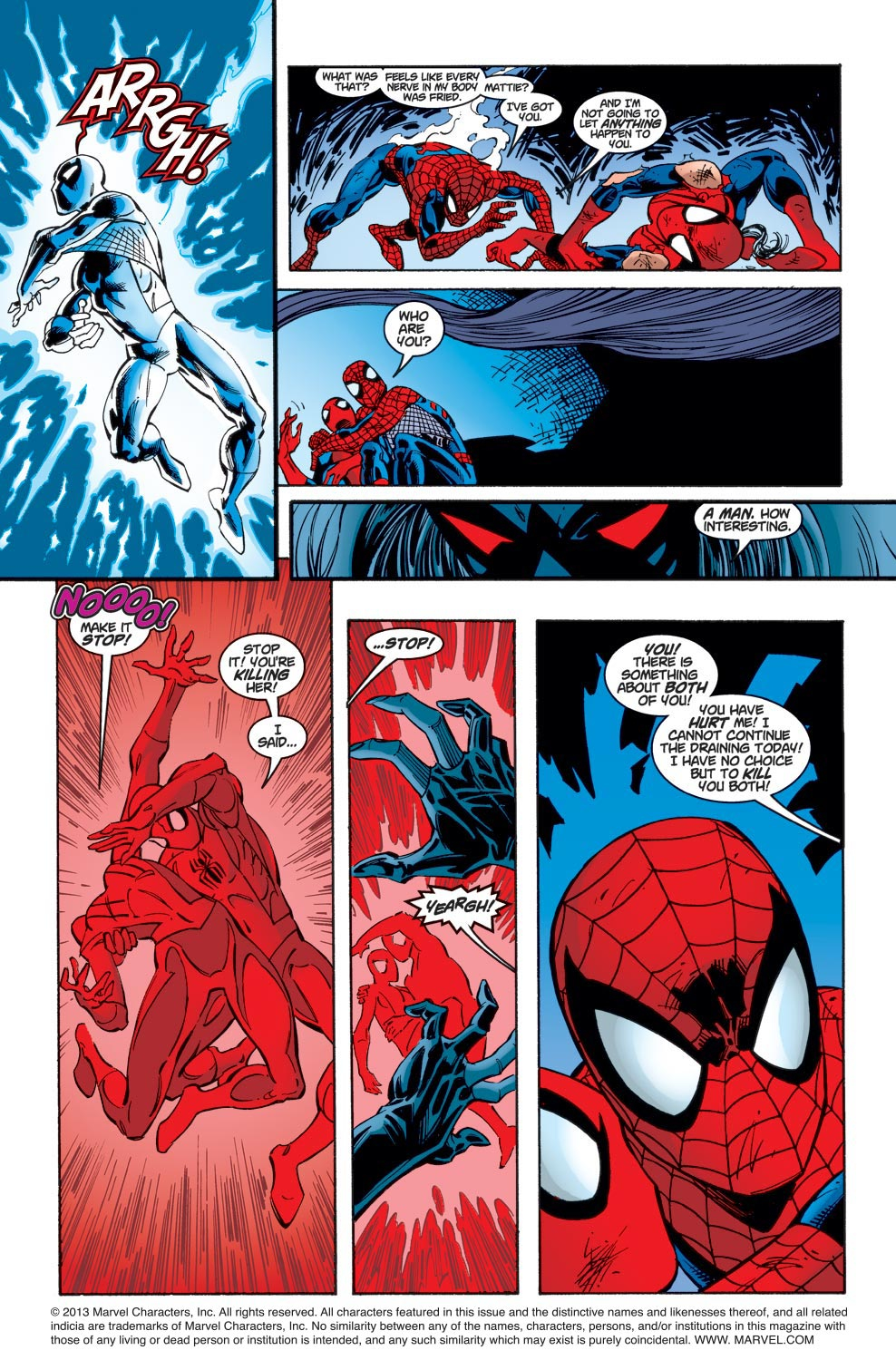 The Amazing Spider-Man (1999) 5 Page 20