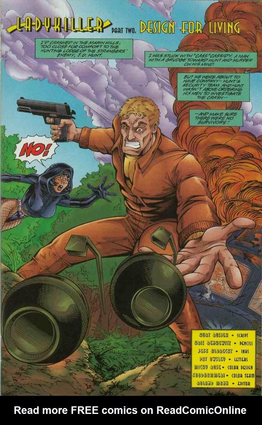 Read online Ultraverse Premiere comic -  Issue #6 - 13