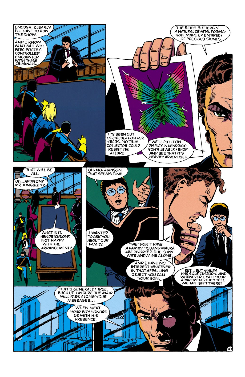 Catwoman (1993) Issue #9 #14 - English 11
