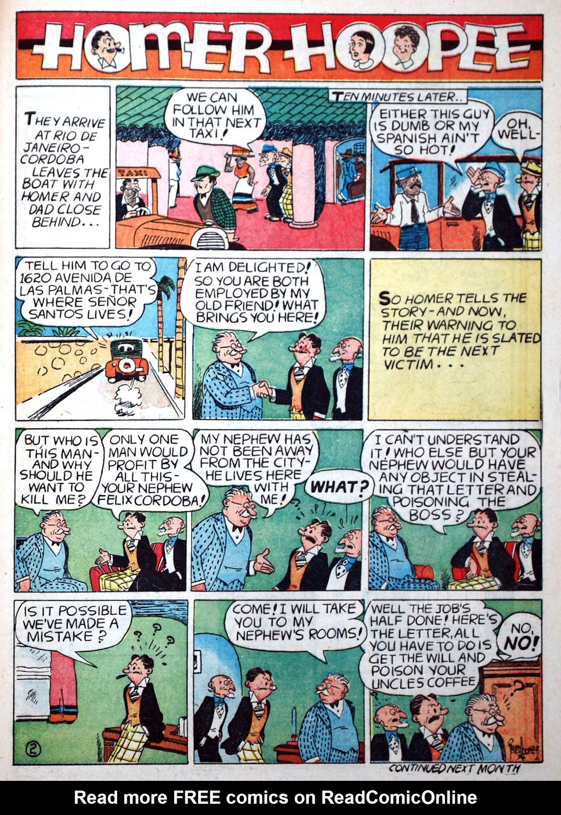Read online Famous Funnies comic -  Issue #75 - 61