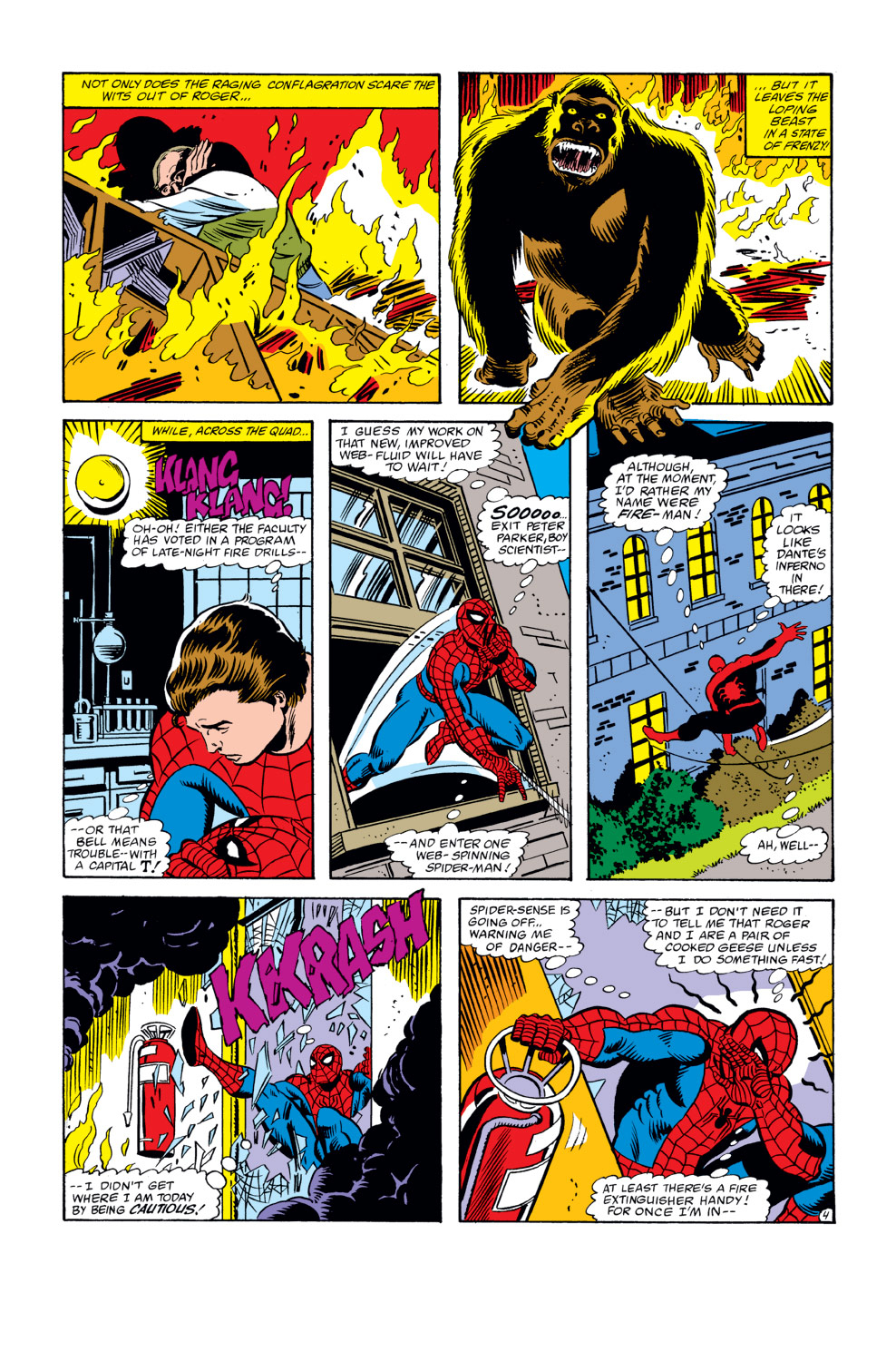 The Amazing Spider-Man (1963) 223 Page 4