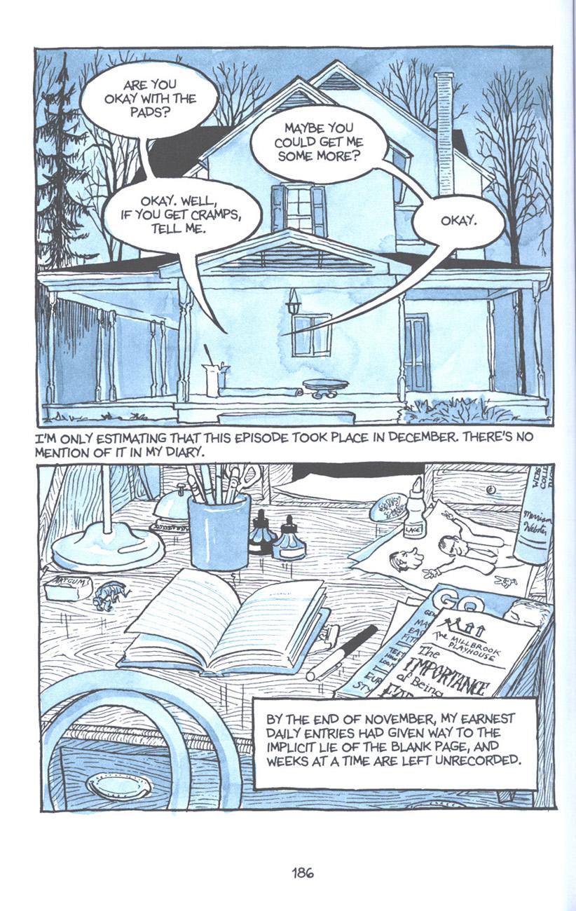 Read online Fun Home: A Family Tragicomic comic -  Issue # TPB - 192