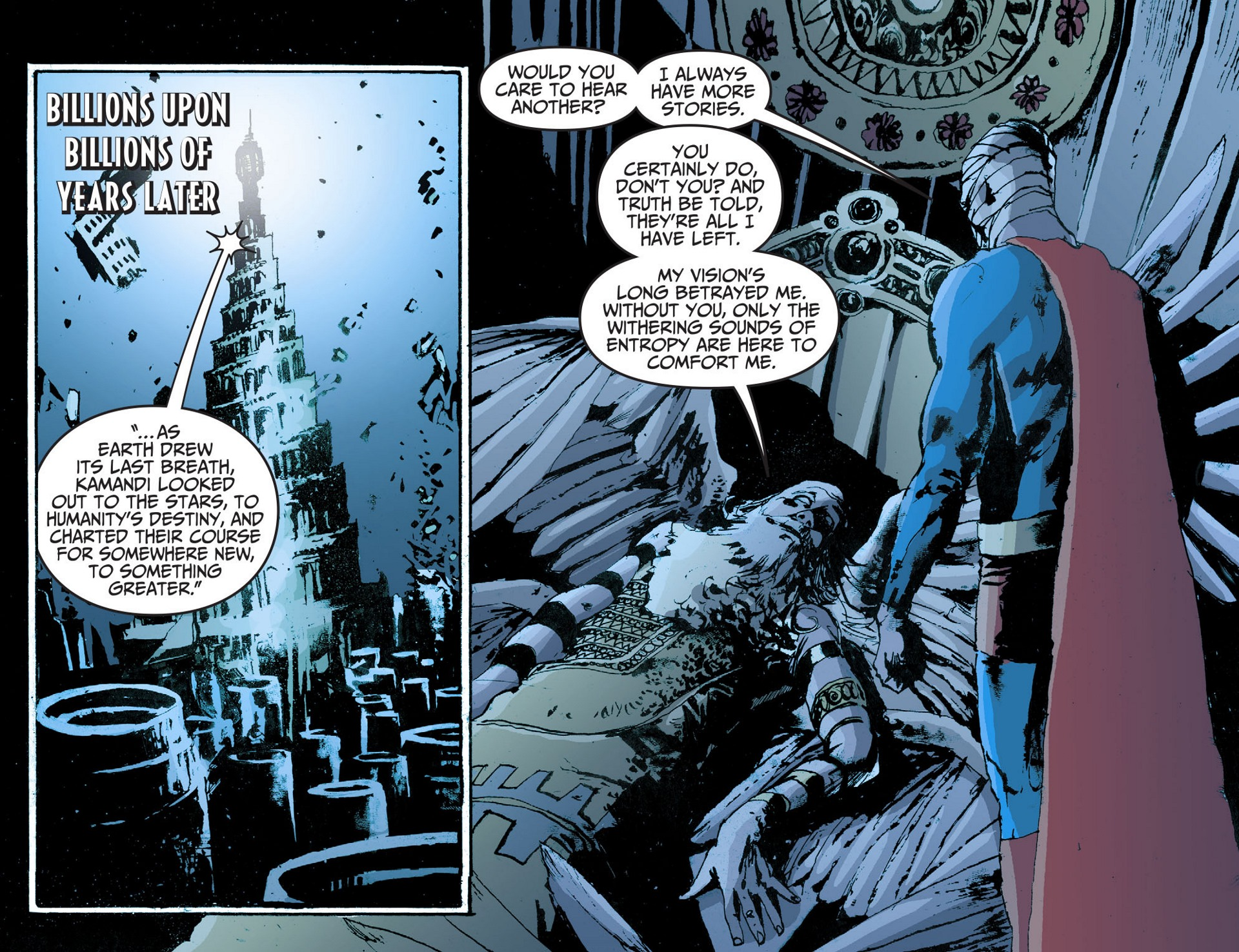 Read online Adventures of Superman [I] comic -  Issue #48 - 5