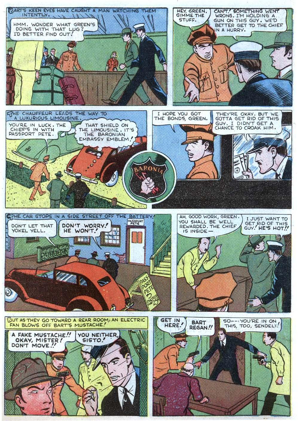 Read online Detective Comics (1937) comic -  Issue #43 - 22