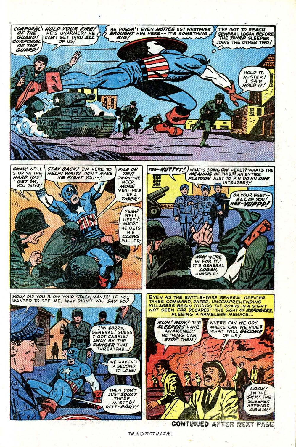 Read online Captain America (1968) comic -  Issue # _Annual 2 - 29