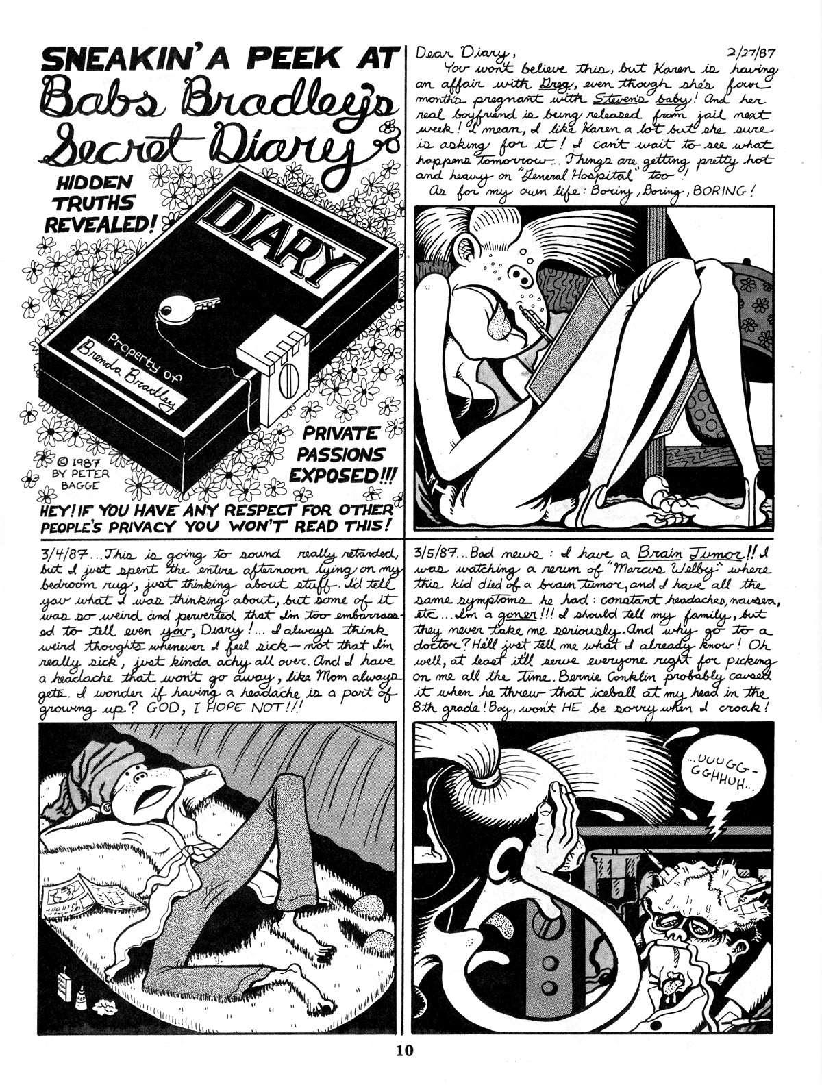 Read online Neat Stuff comic -  Issue #8 - 12
