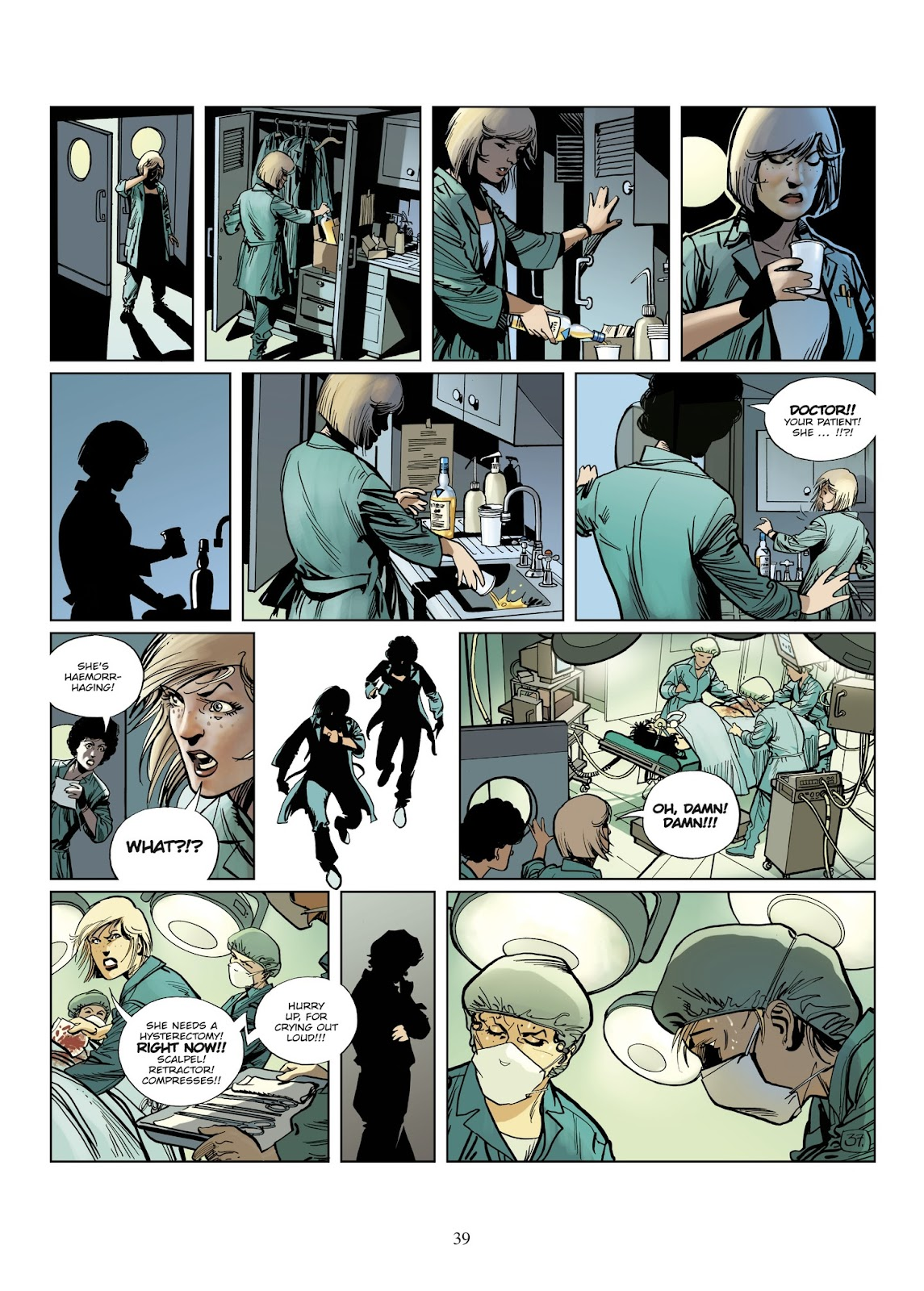 XIII Mystery issue 8 - Page 41
