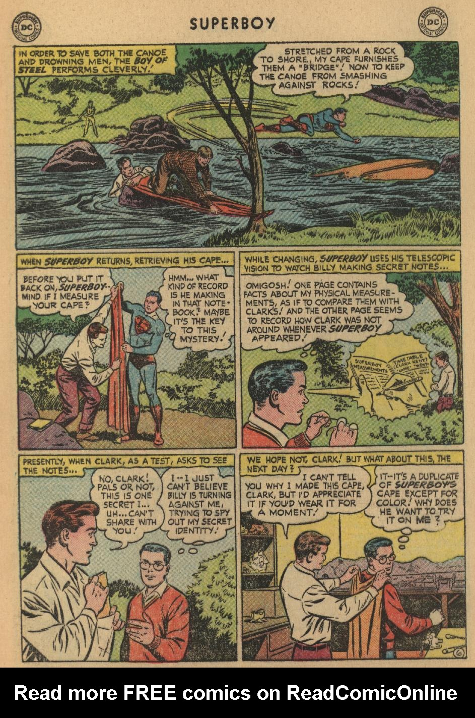 Superboy (1949) issue 47 - Page 7