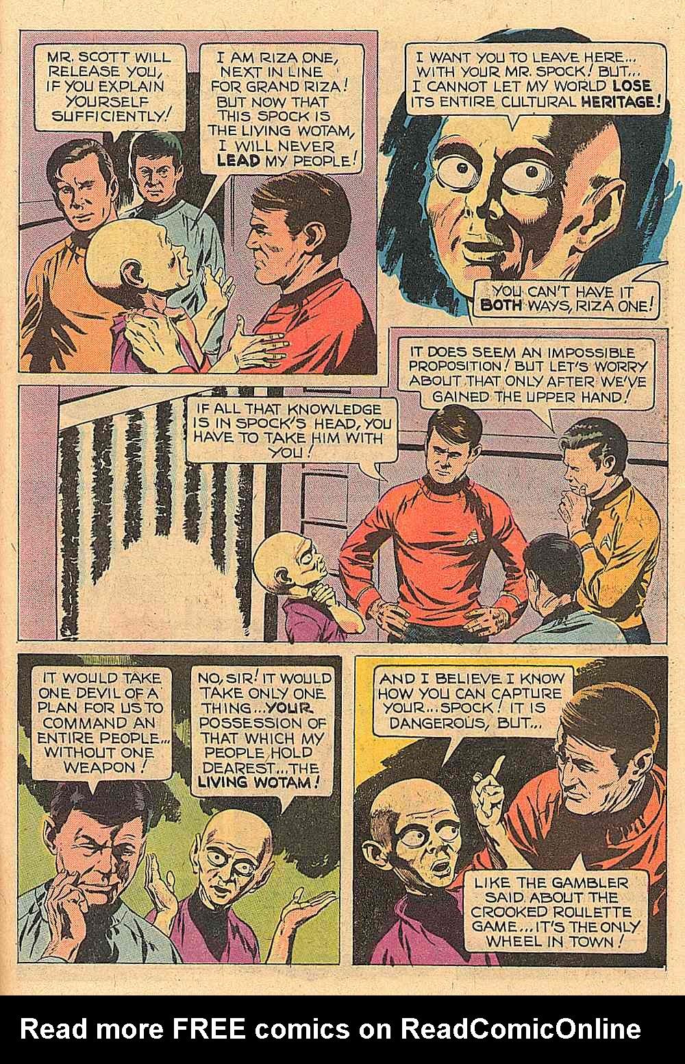 Star Trek (1967) issue 46 - Page 19