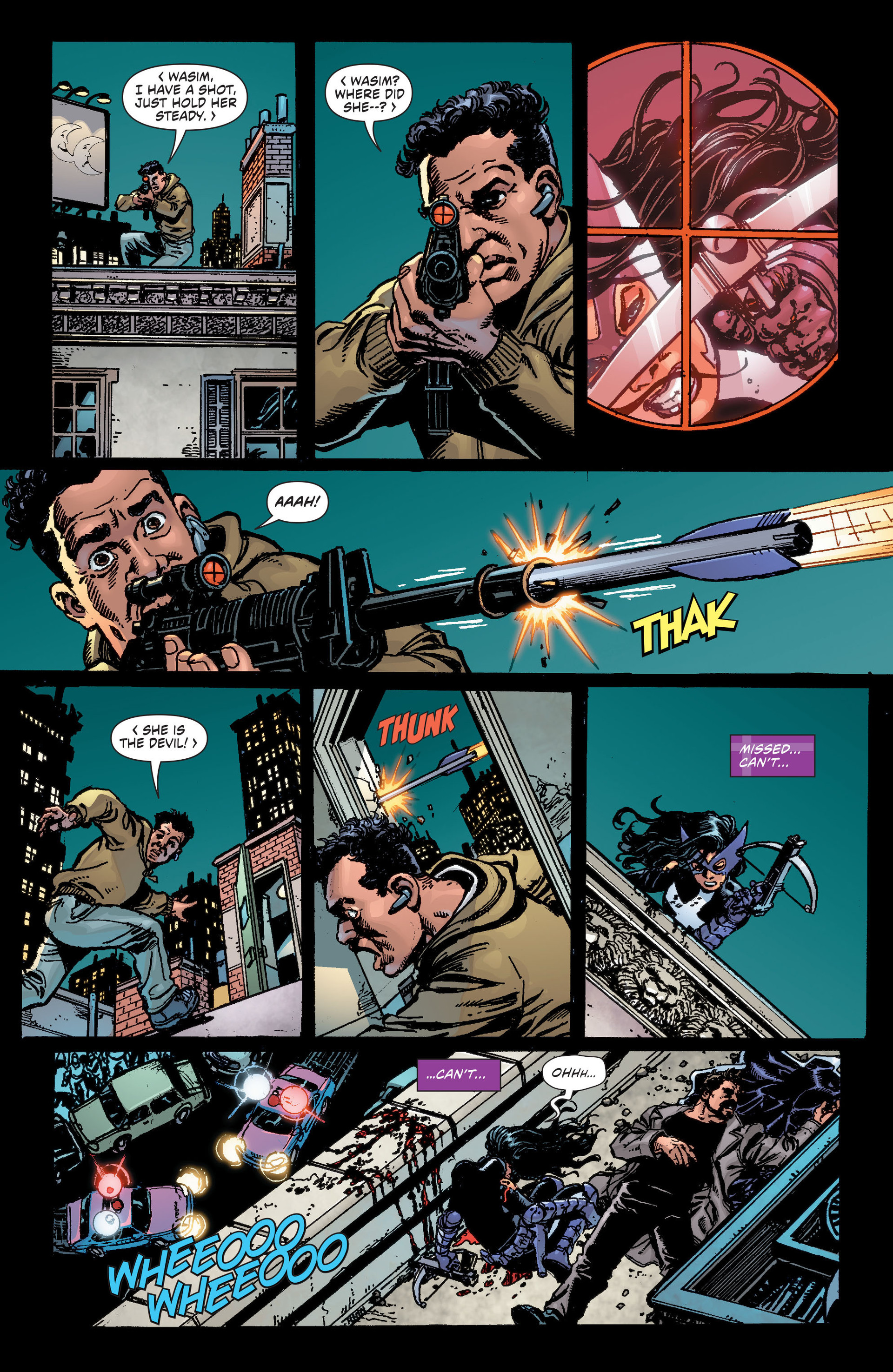 Read online Worlds' Finest comic -  Issue #8 - 8