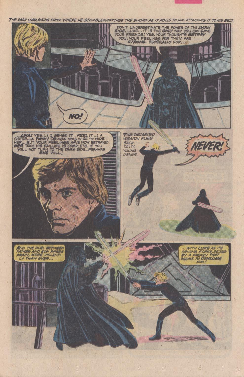 Read online Star Wars: Return of the Jedi comic -  Issue #4 - 12