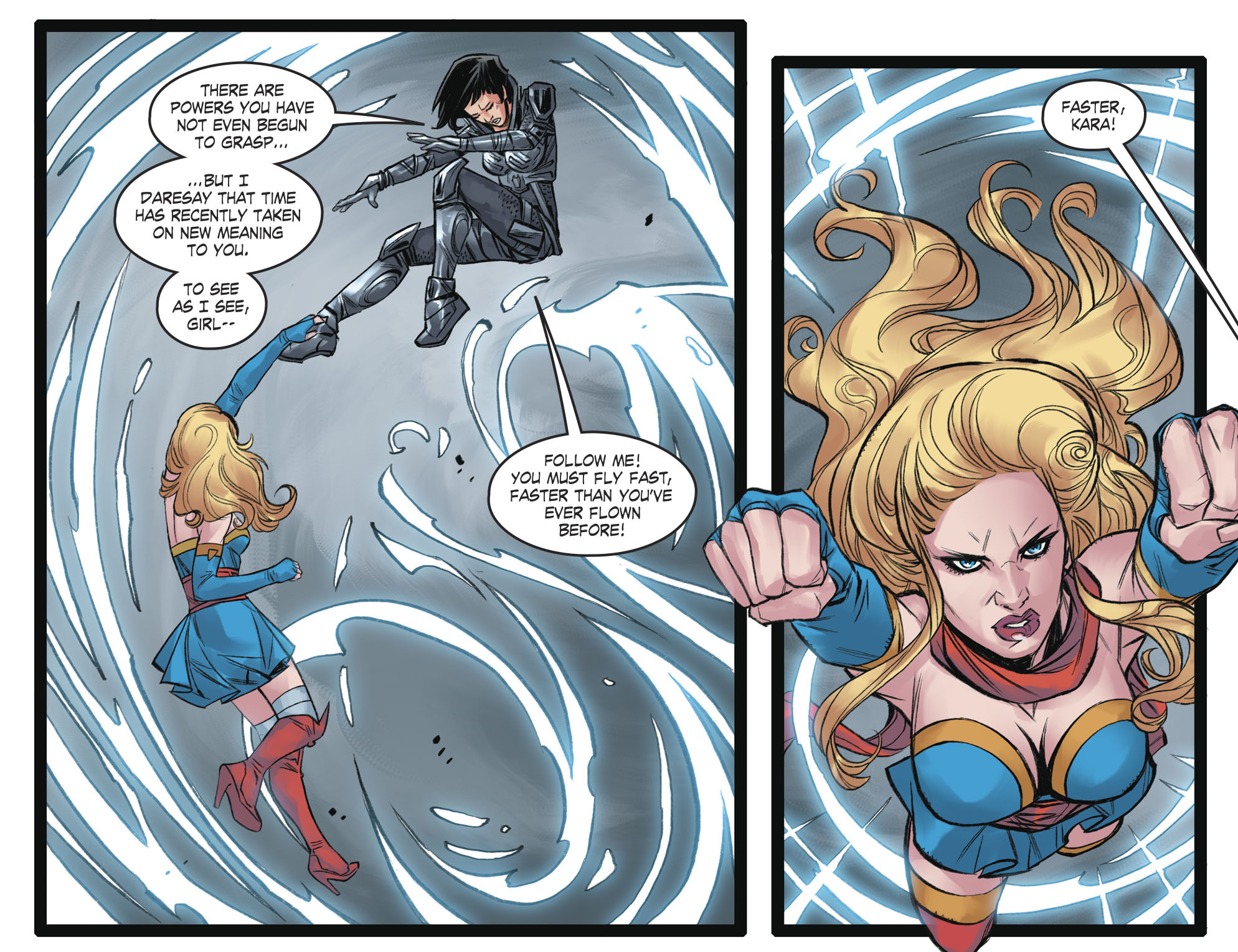 Read online DC Comics: Bombshells comic -  Issue #93 - 18