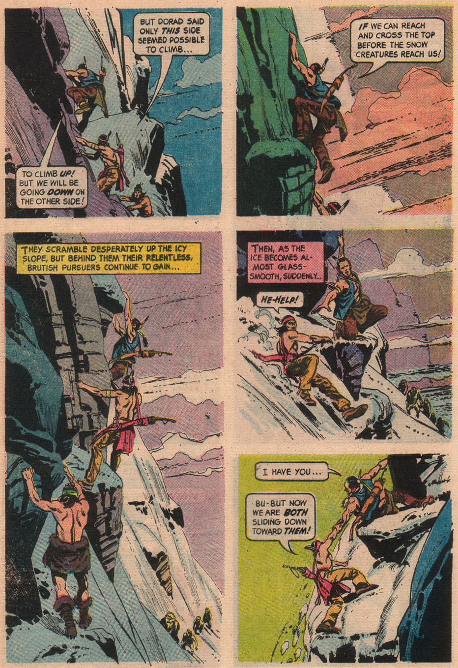 Read online Turok, Son of Stone comic -  Issue #48 - 28