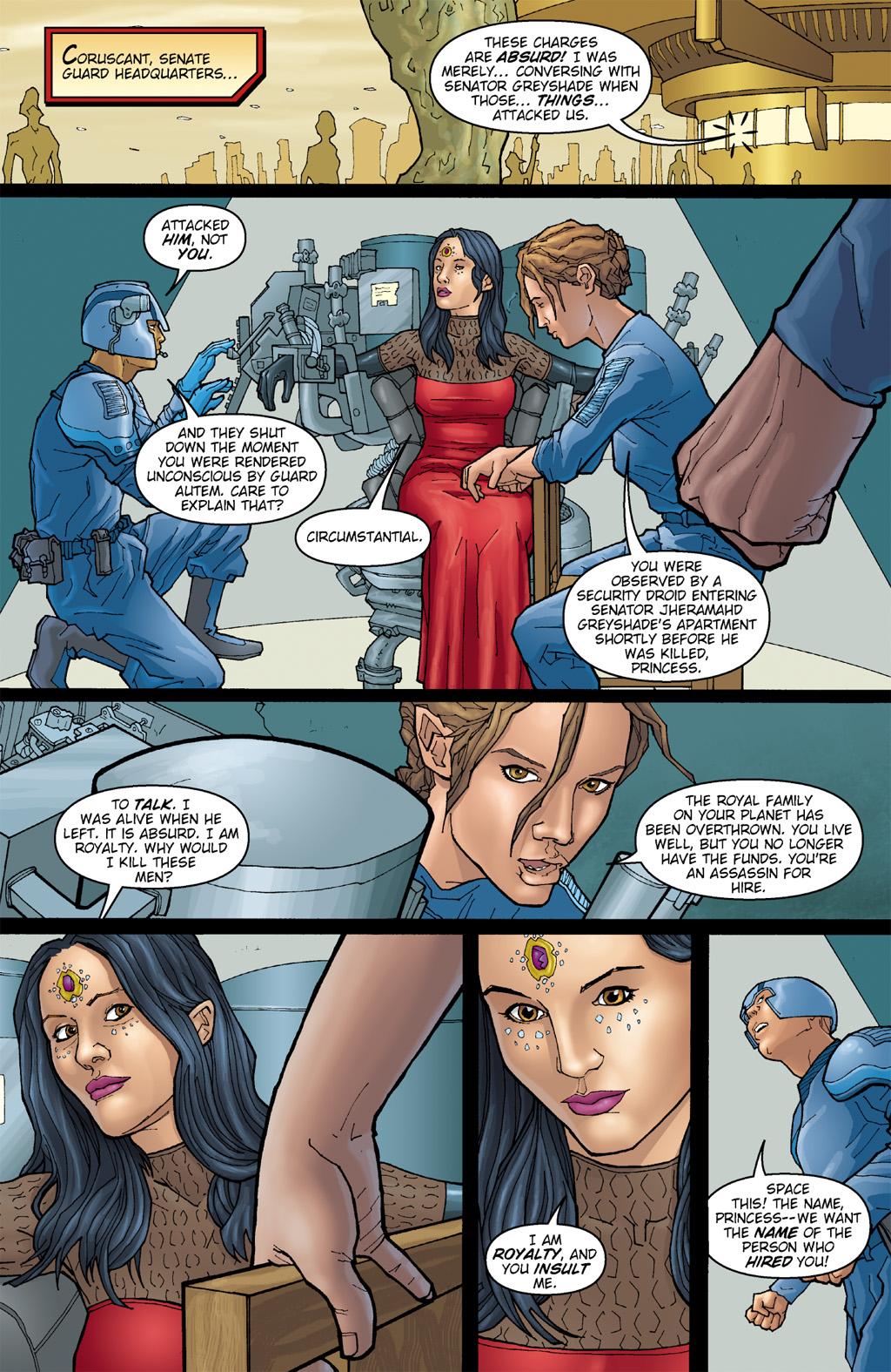 Star Wars: Republic 48 Page 3