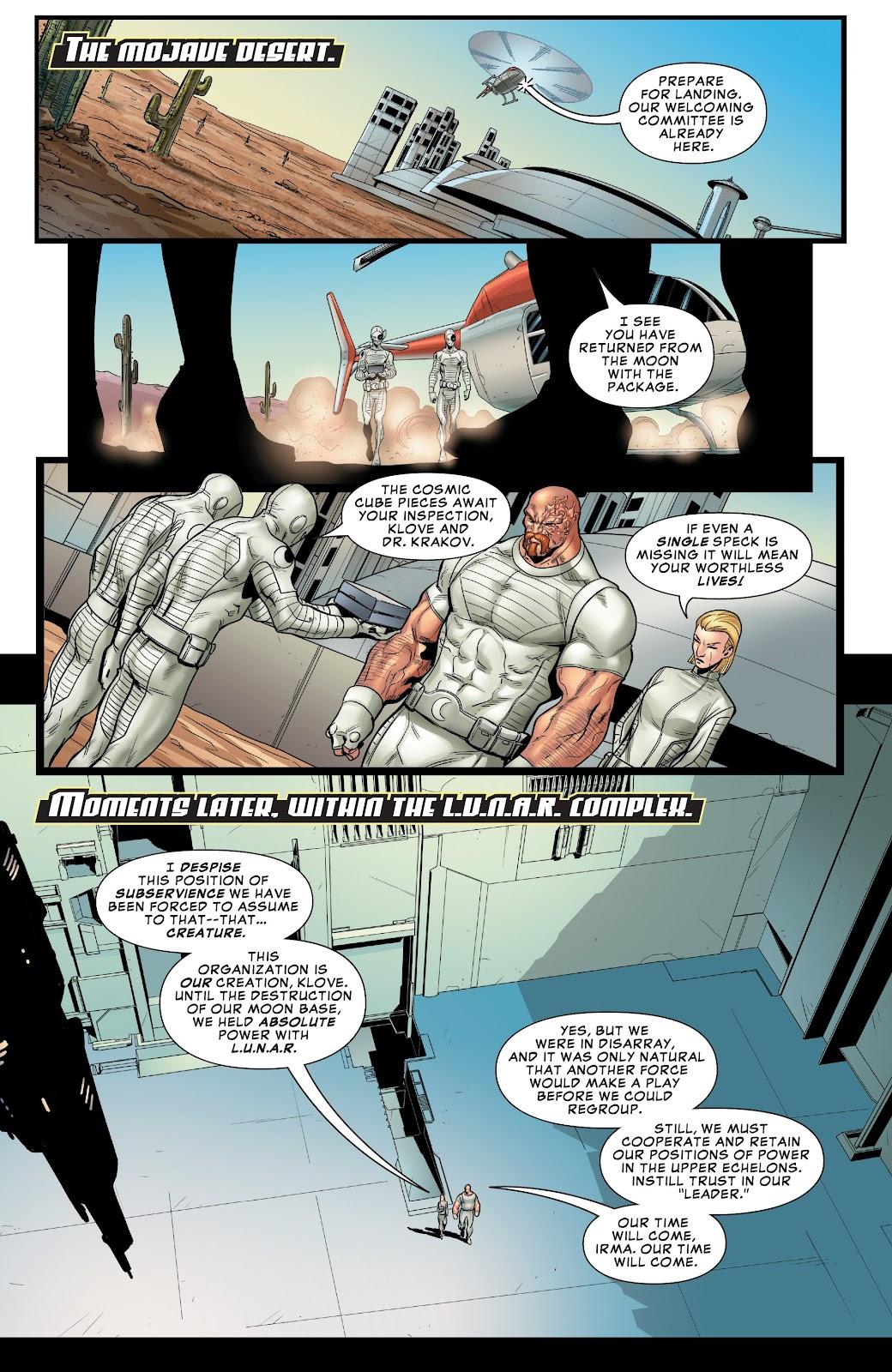 Read online Avengers: Edge of Infinity comic -  Issue # Full - 11