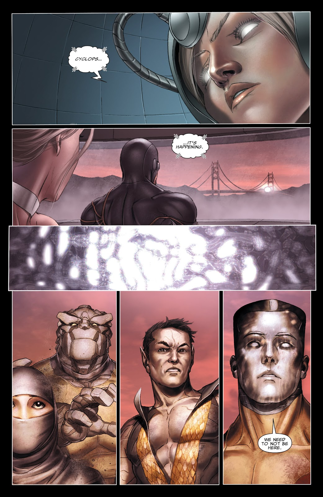 Read online X-Men: Second Coming comic -  Issue # _TPB (Part 3) - 26
