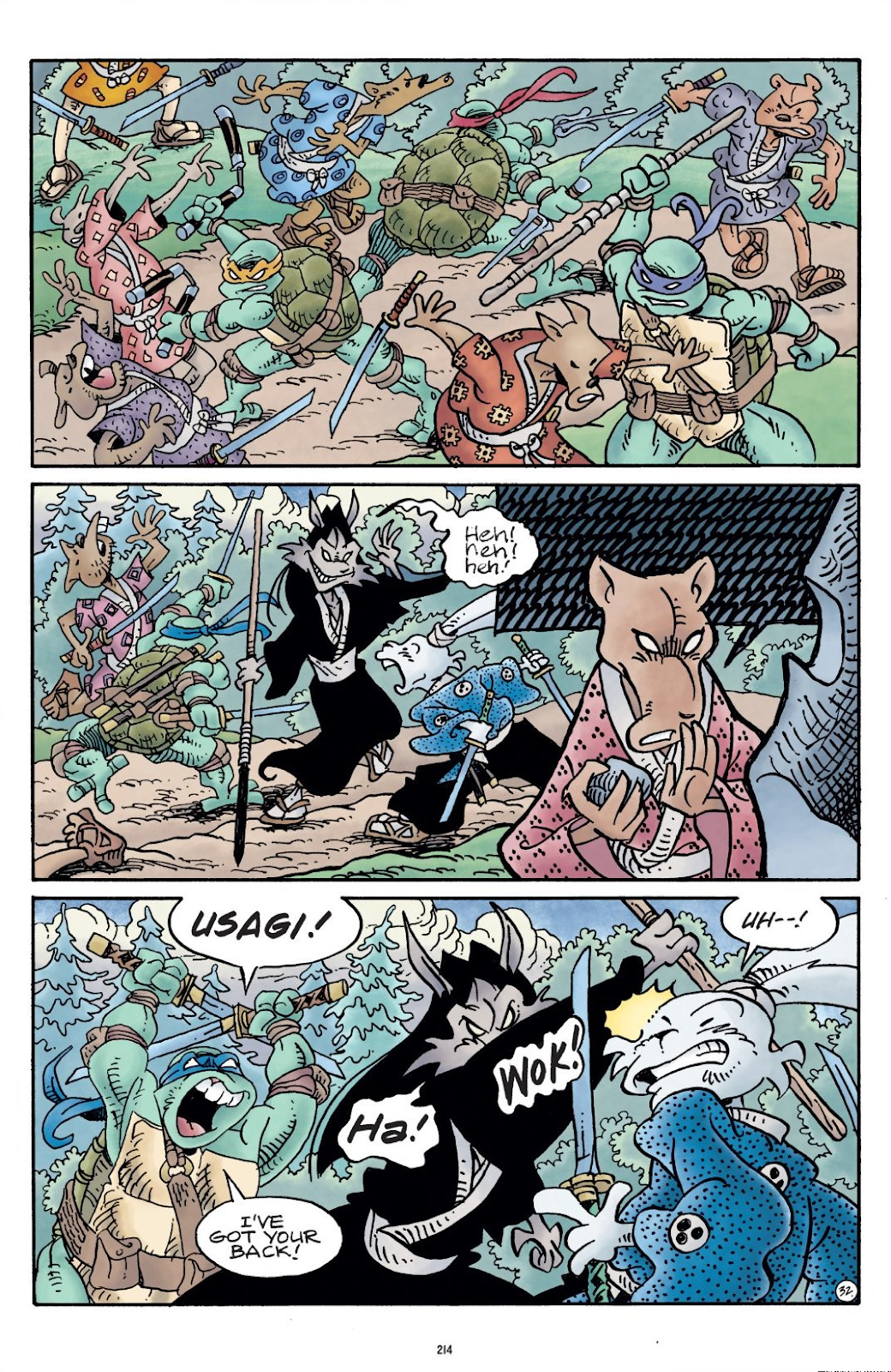 Read online Teenage Mutant Ninja Turtles: The IDW Collection comic -  Issue # TPB 9 (Part 3) - 11