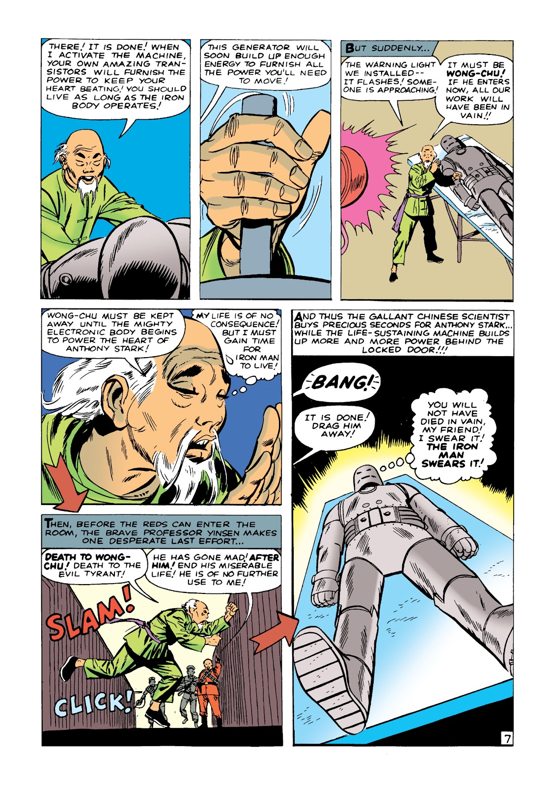 Tales of Suspense (1959) issue 39 - Page 8