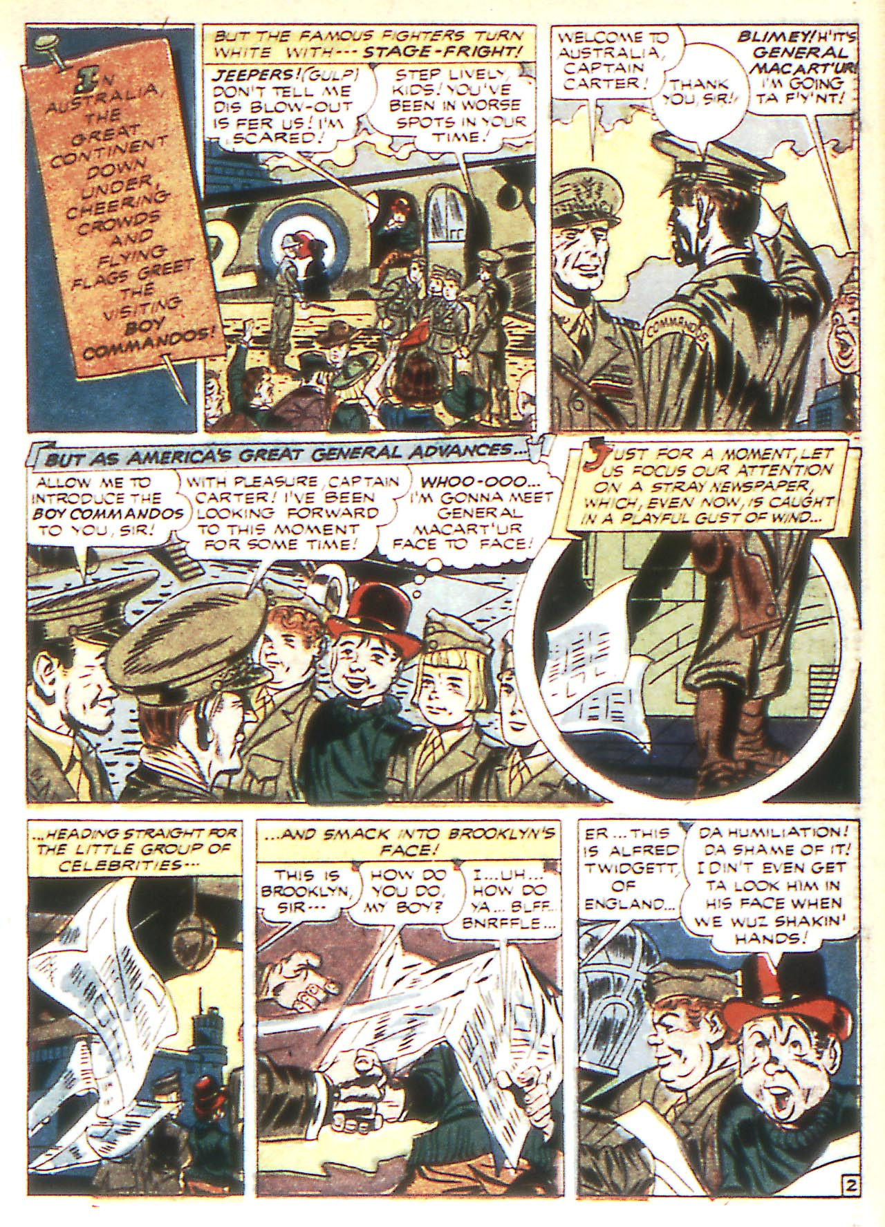 Read online Detective Comics (1937) comic -  Issue #81 - 47
