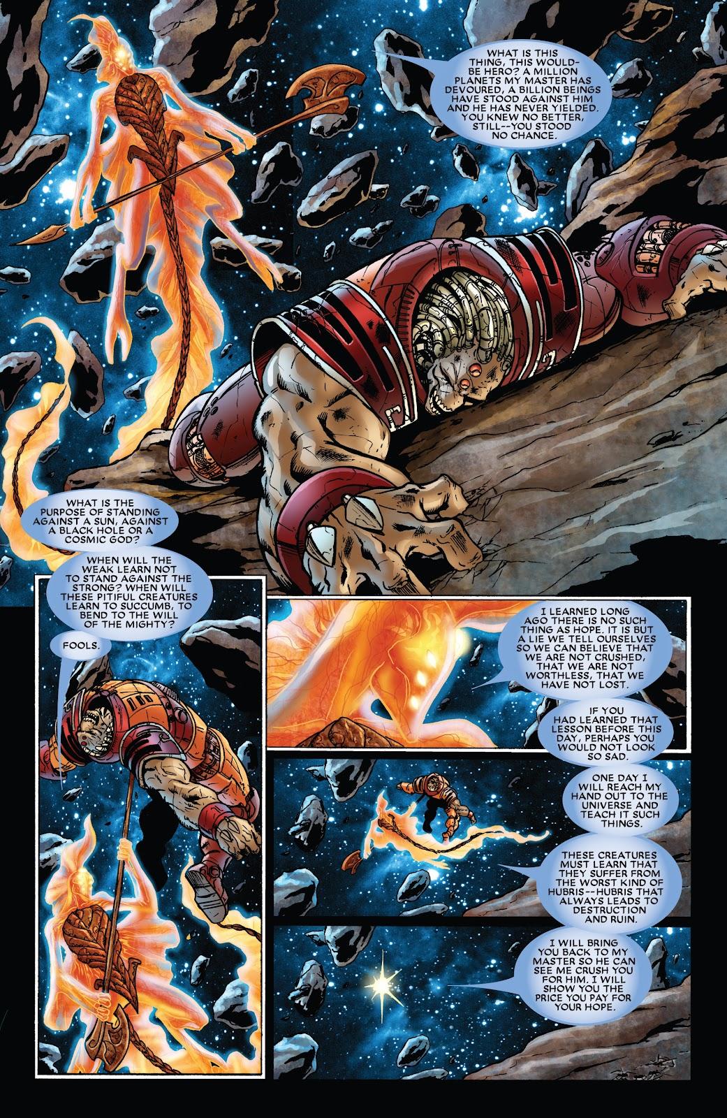 Read online Thor: Ragnaroks comic -  Issue # TPB (Part 3) - 91
