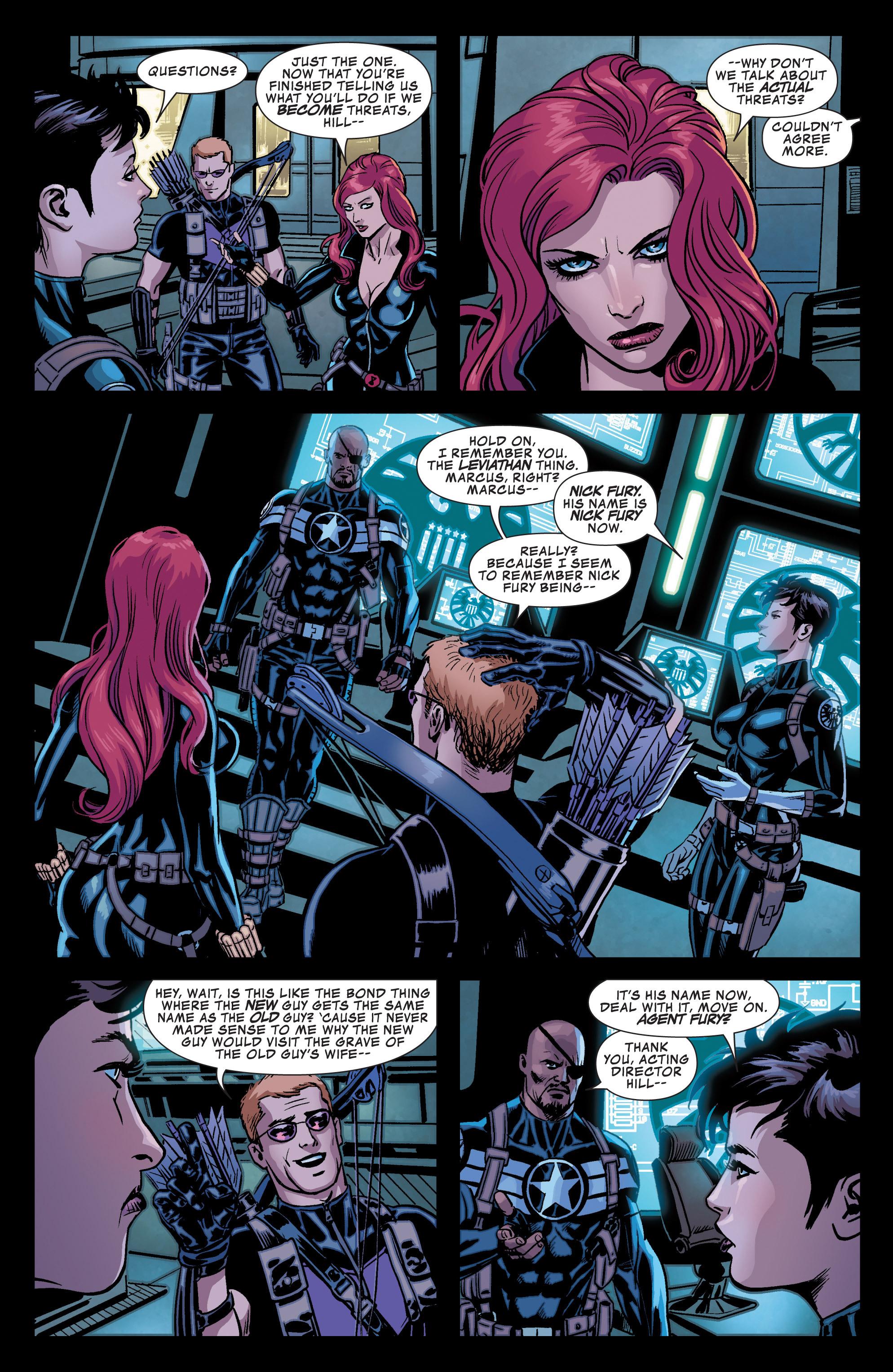 Read online Secret Avengers (2013) comic -  Issue #1 - 15