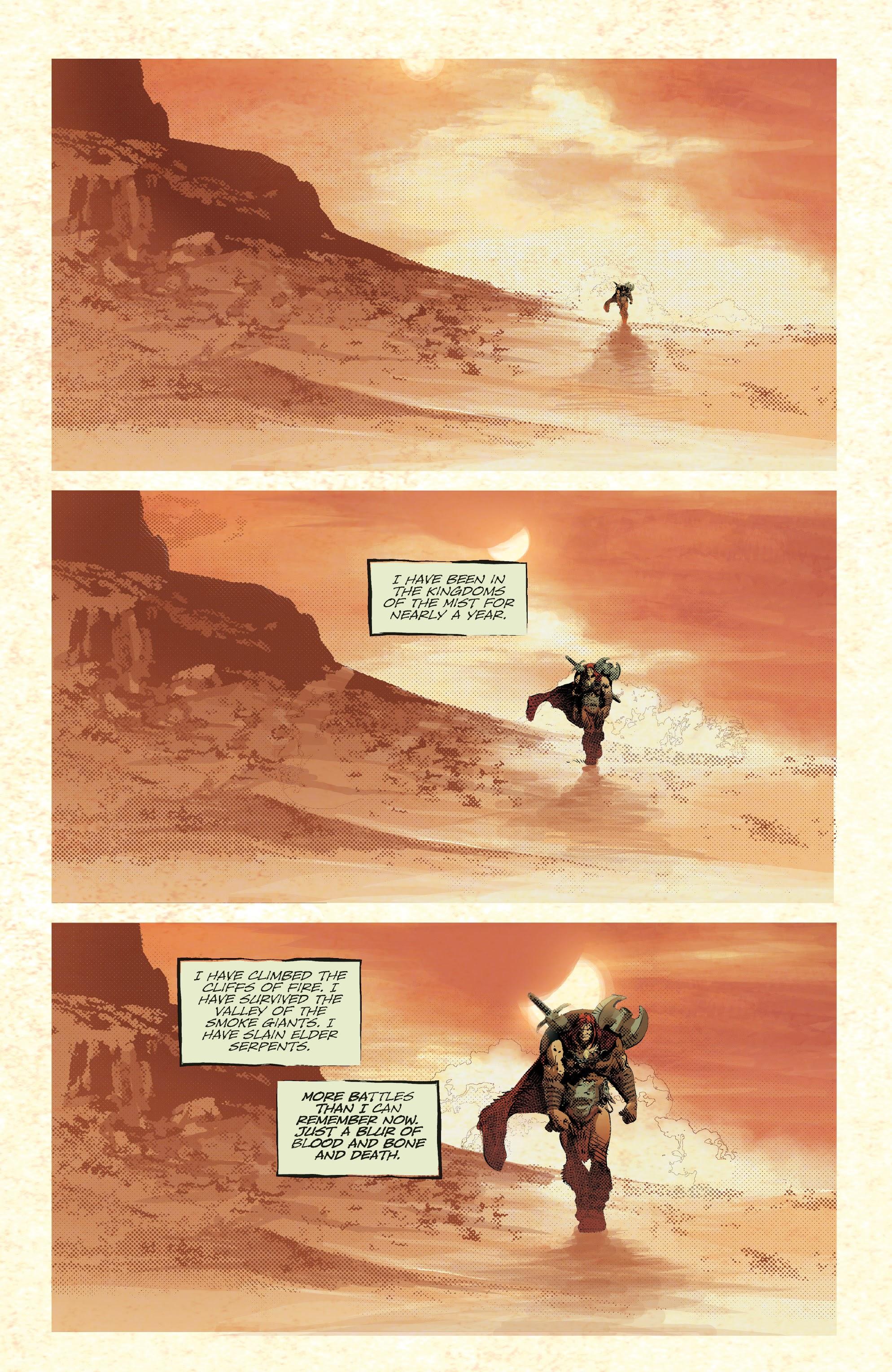 Berserker Unbound #1 #1 - English 4