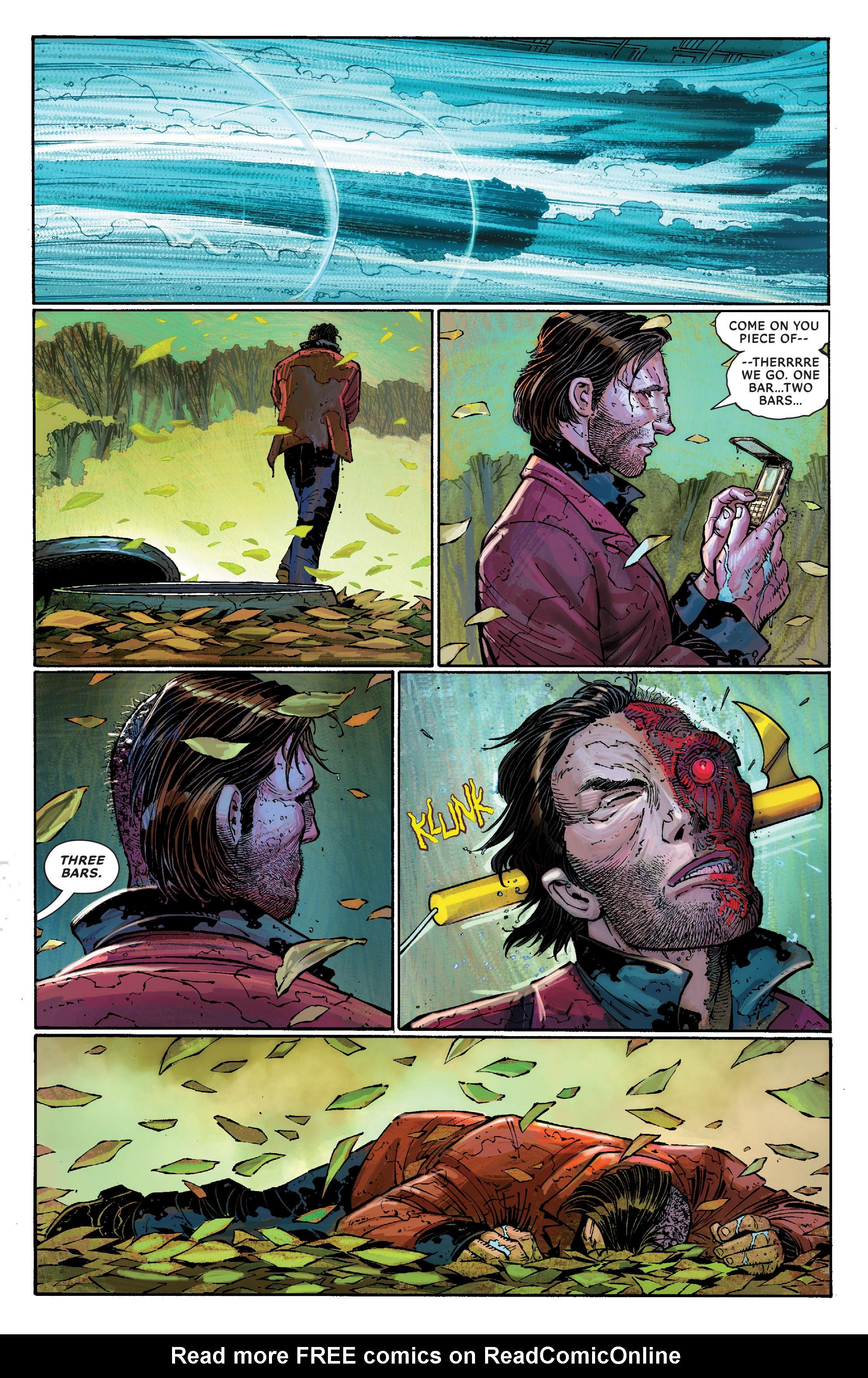 Read online All-Star Batman comic -  Issue #4 - 14