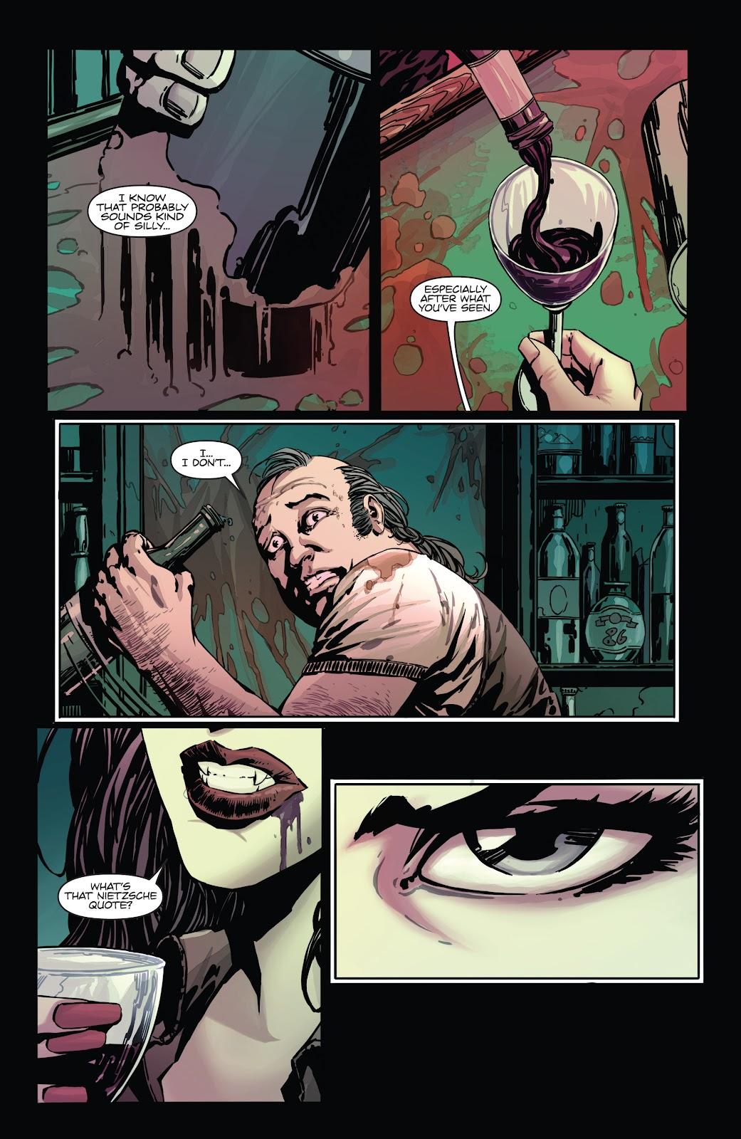 Read online Vampirella Strikes comic -  Issue #1 - 8