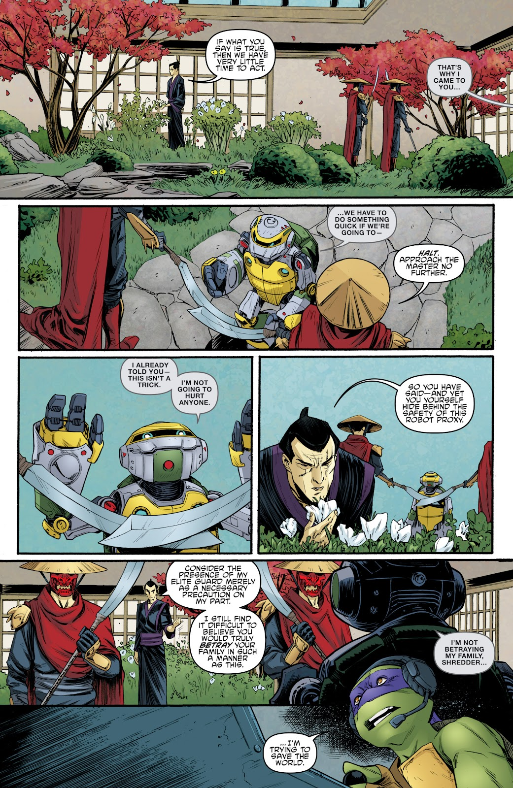 Read online Teenage Mutant Ninja Turtles: The IDW Collection comic -  Issue # TPB 5 (Part 3) - 67
