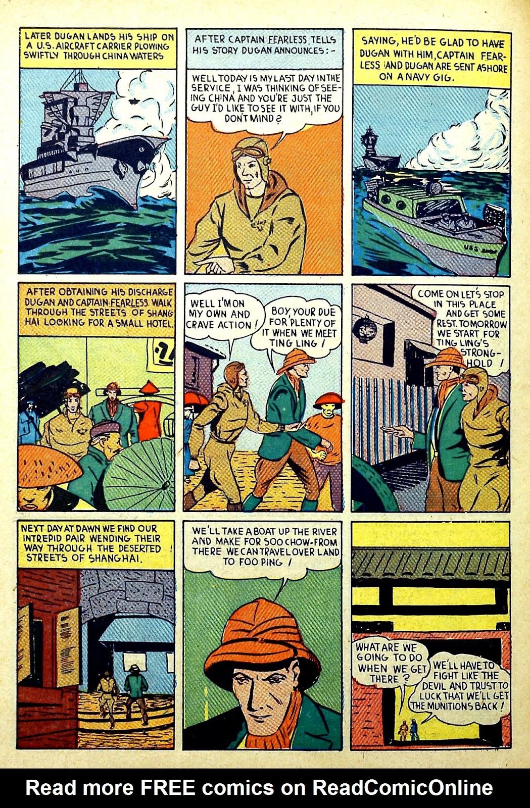 Read online Silver Streak Comics comic -  Issue #22 - 46