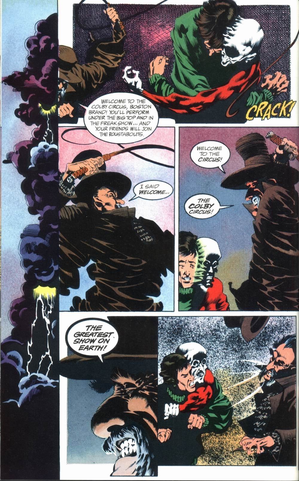 Read online Deadman: Love After Death comic -  Issue #2 - 34