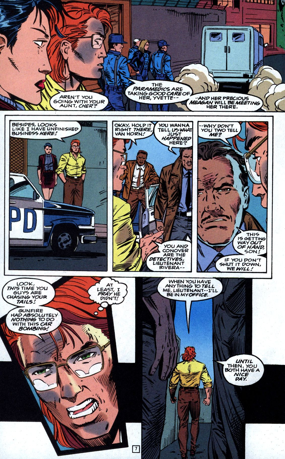 Read online Gunfire comic -  Issue #7 - 10
