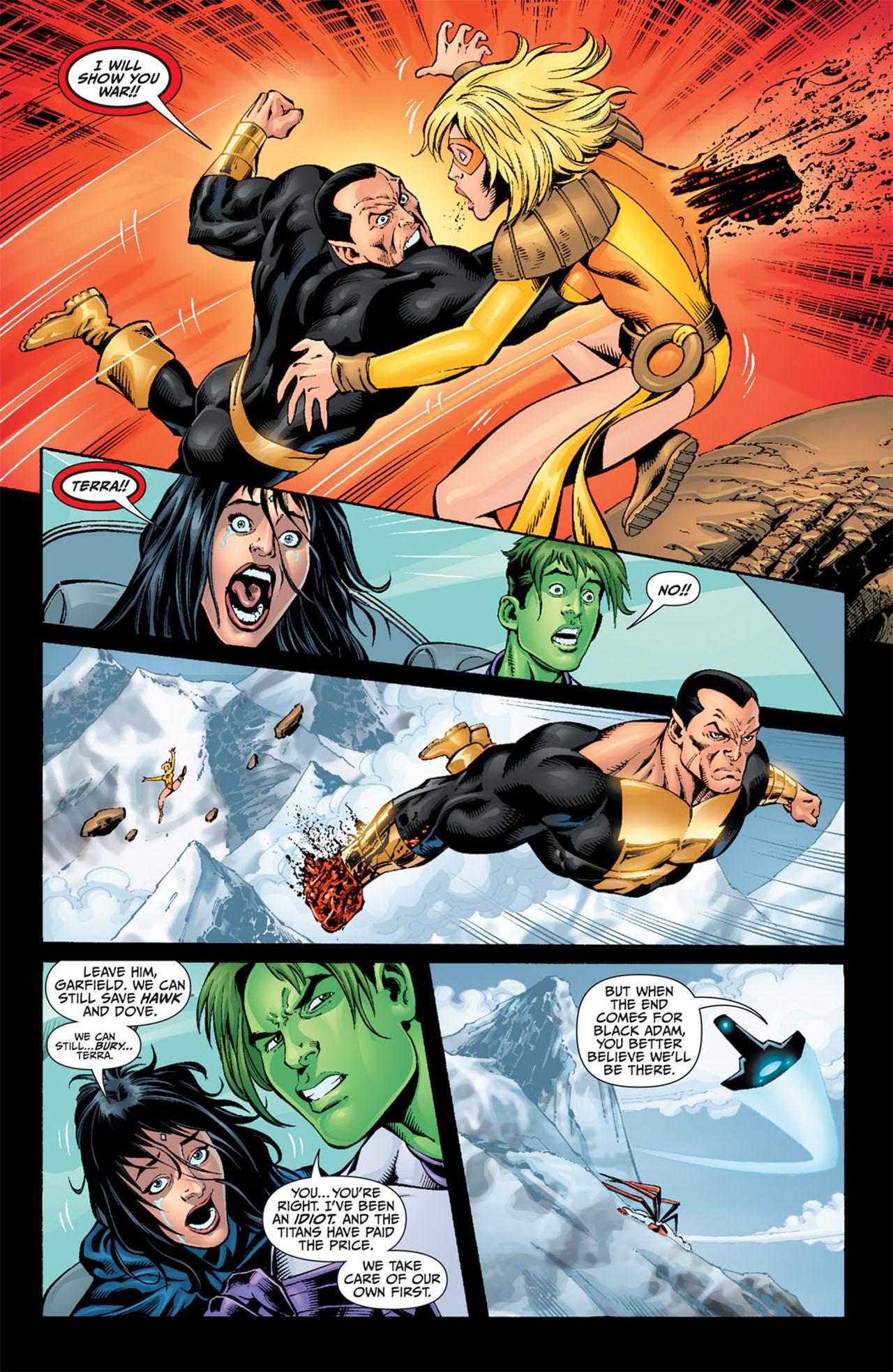 Read online World War III comic -  Issue #3 - 18