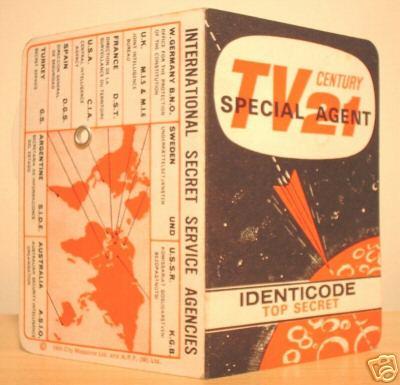Read online TV Century 21 (TV 21) comic -  Issue #1 - 27