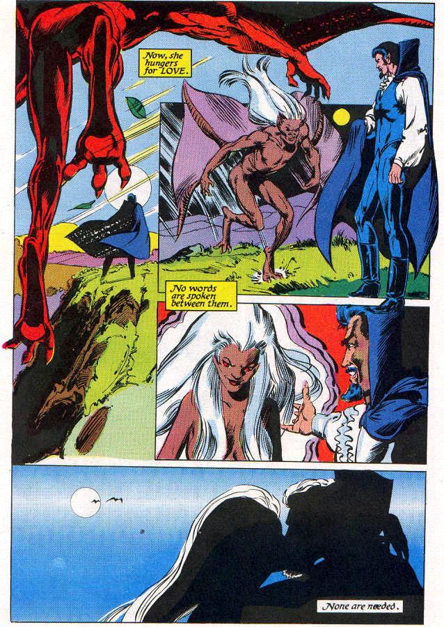 Read online Uncanny X-Men (1963) comic -  Issue # _Annual 6 - 11