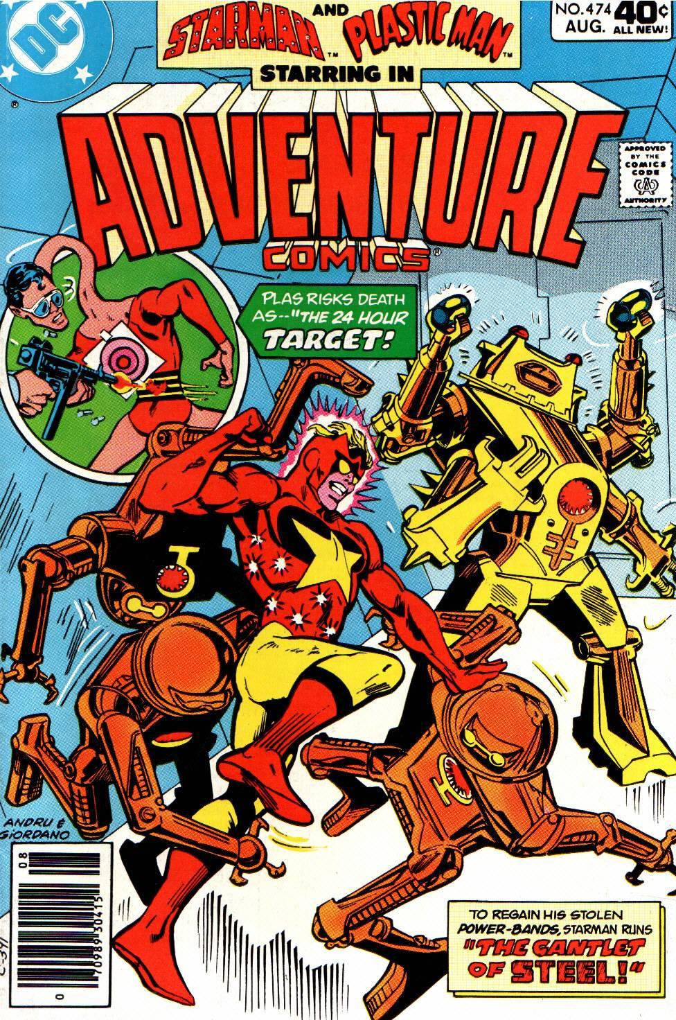 Read online Adventure Comics (1938) comic -  Issue #474 - 1