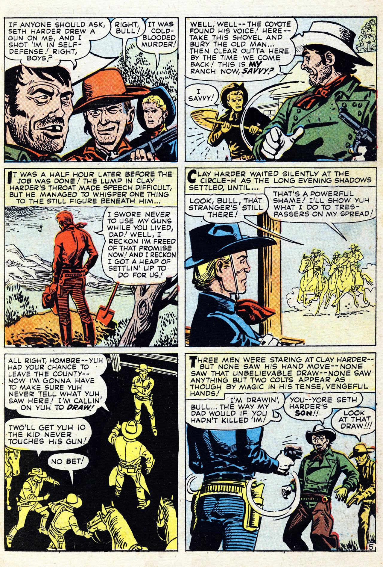 Read online Two-Gun Kid comic -  Issue #41 - 7
