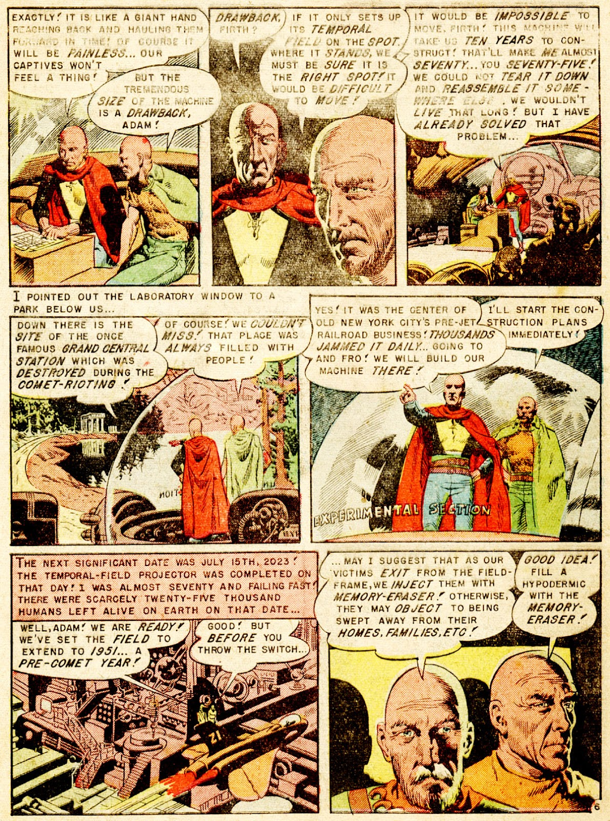 Weird Fantasy (1951) issue 13 - Page 8