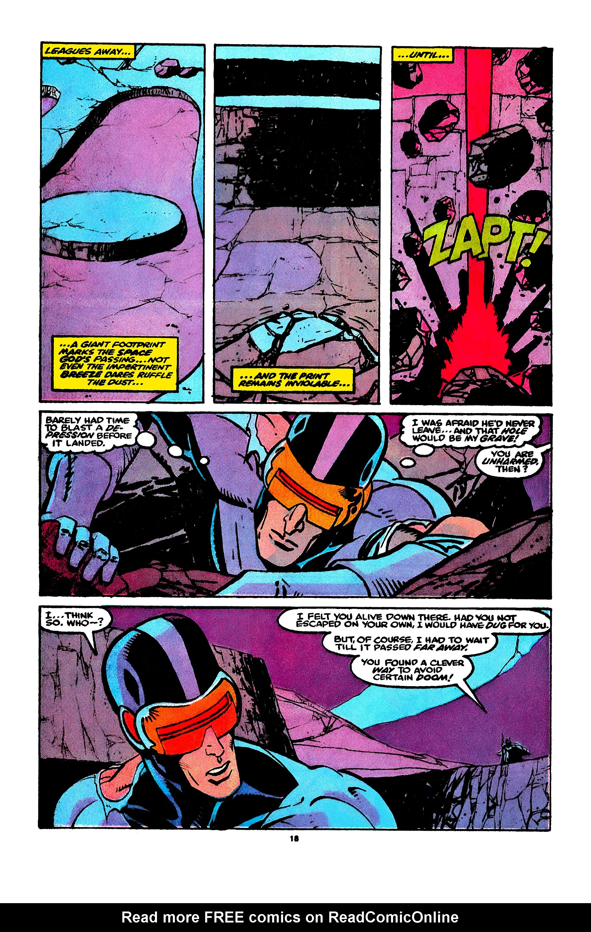 Read online X-Factor (1986) comic -  Issue #44 - 15
