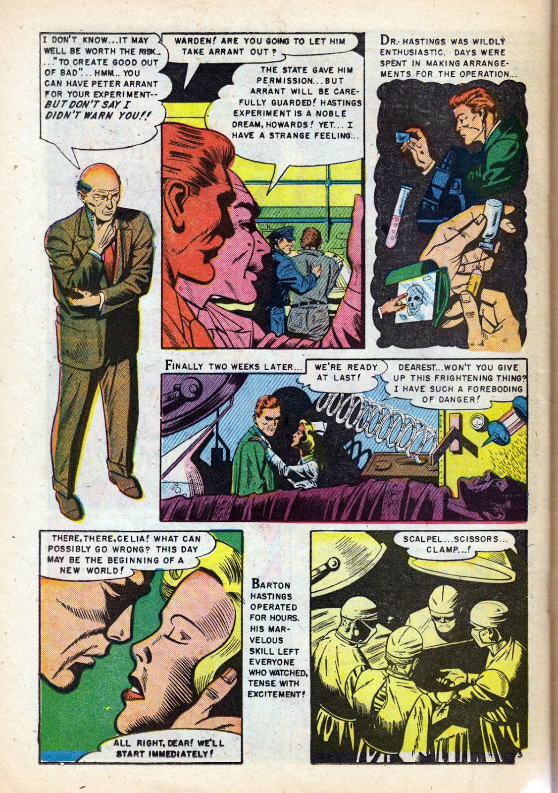Dark Mysteries issue 1 - Page 22
