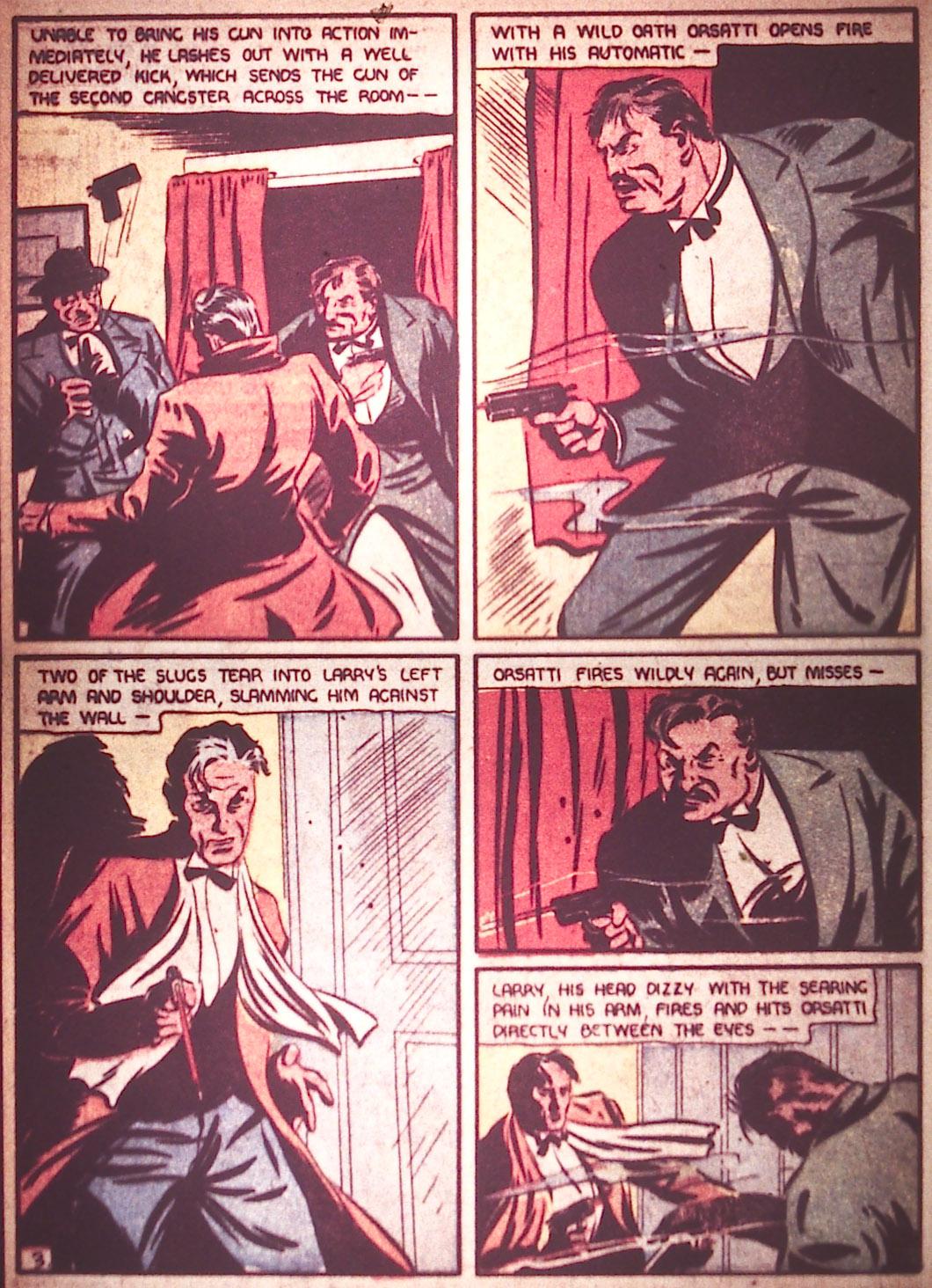 Read online Detective Comics (1937) comic -  Issue #12 - 12