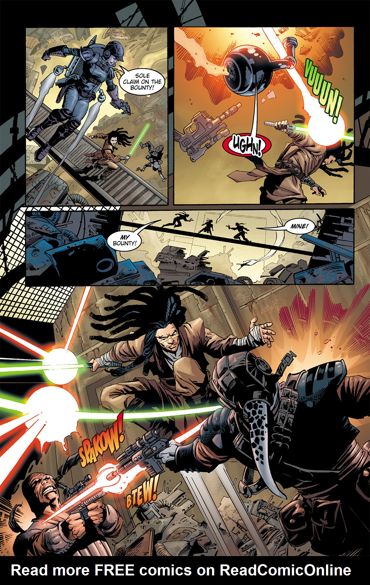 Read online Star Wars Omnibus comic -  Issue # Vol. 15.5 - 157
