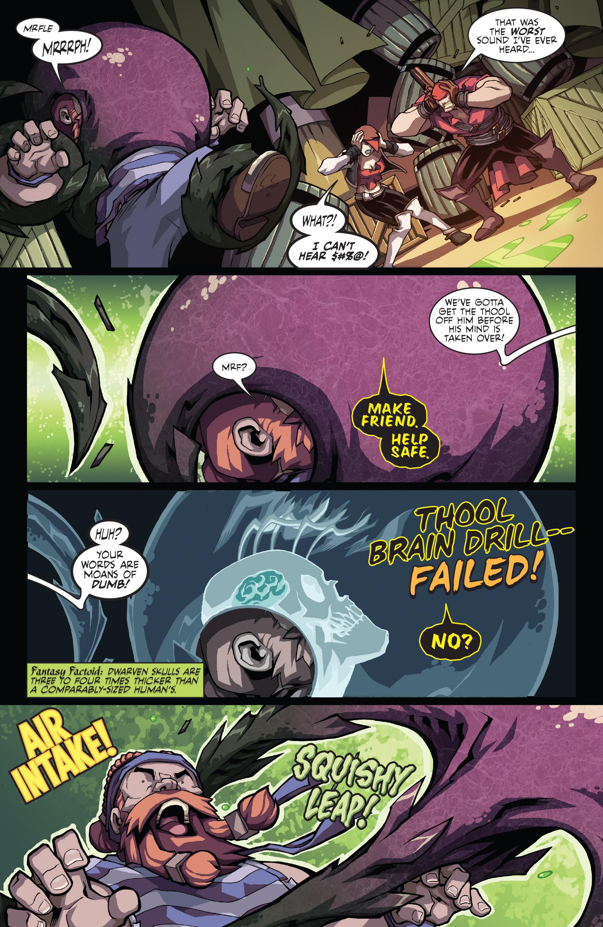 Read online Skullkickers comic -  Issue #16 - 4