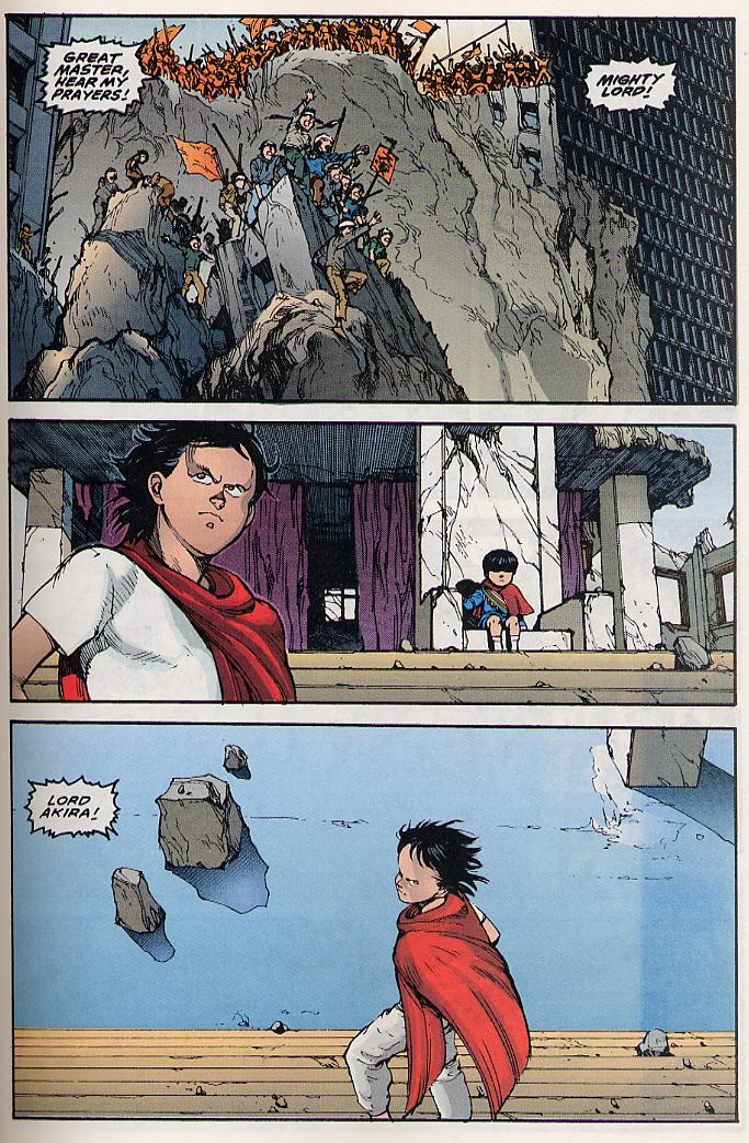Read online Akira comic -  Issue #17 - 22