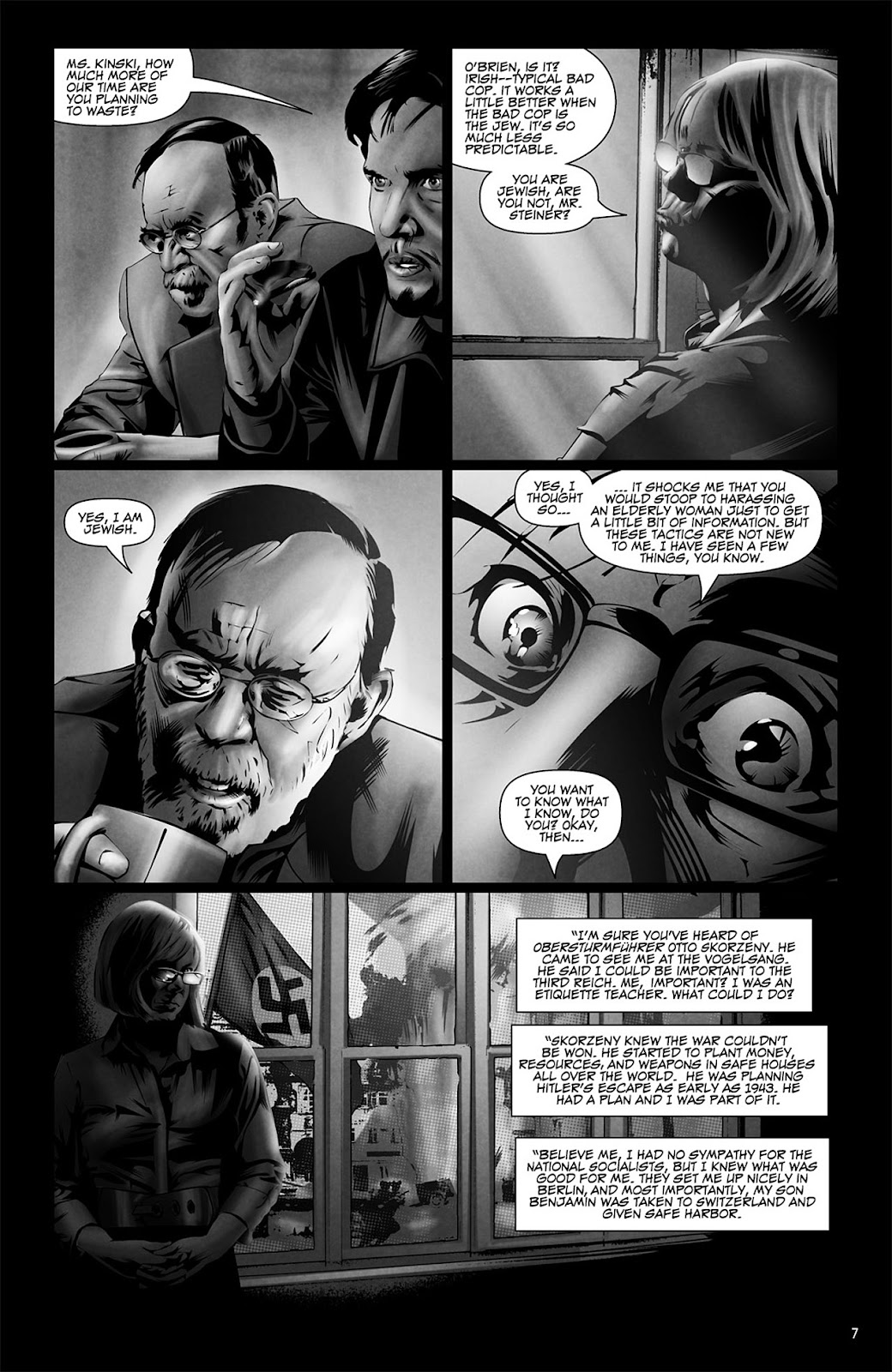 Creepy (2009) Issue #3 #3 - English 9