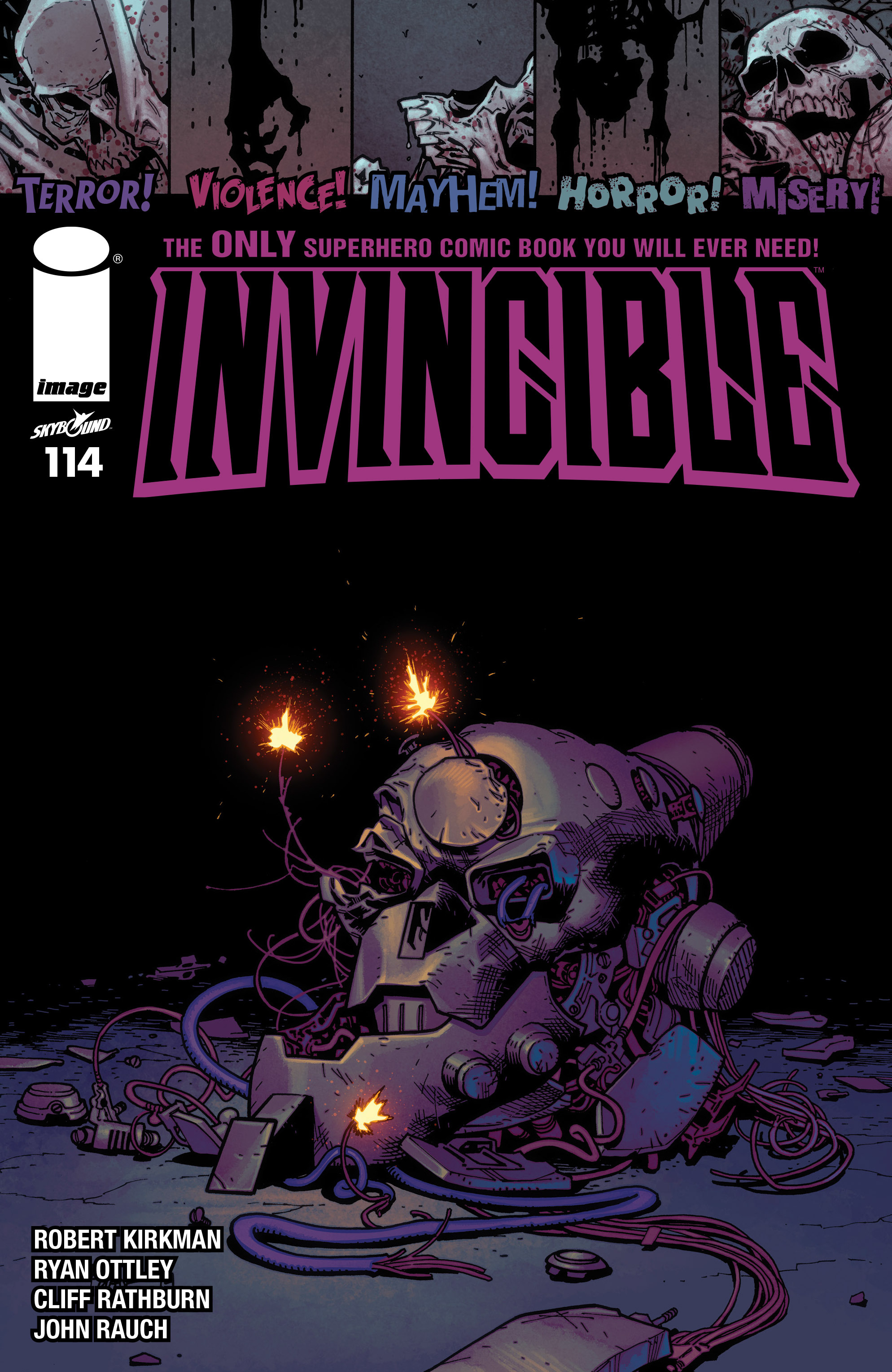 Invincible 114 Page 1