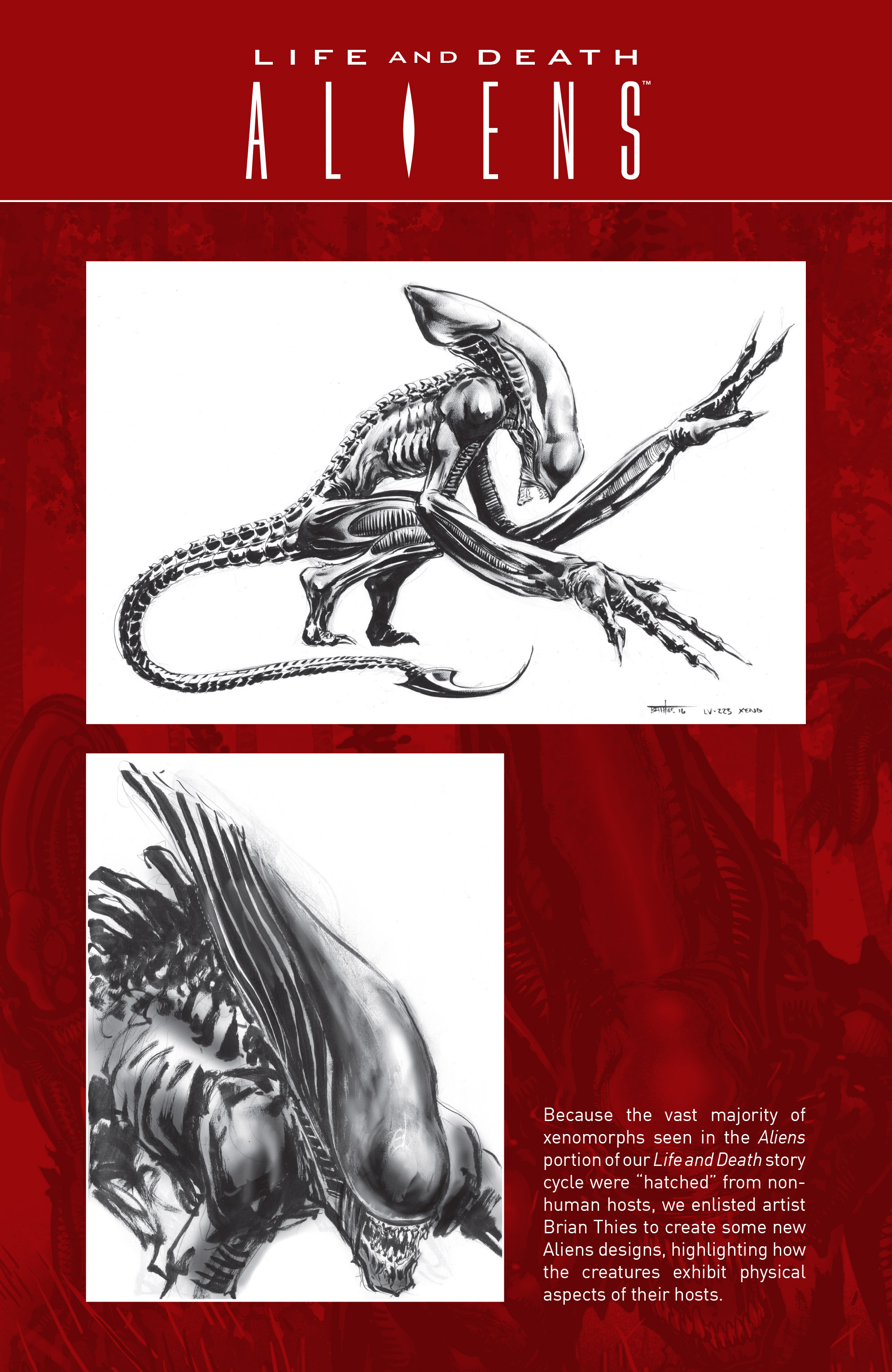 Read online Aliens: Life And Death comic -  Issue #2 - 25