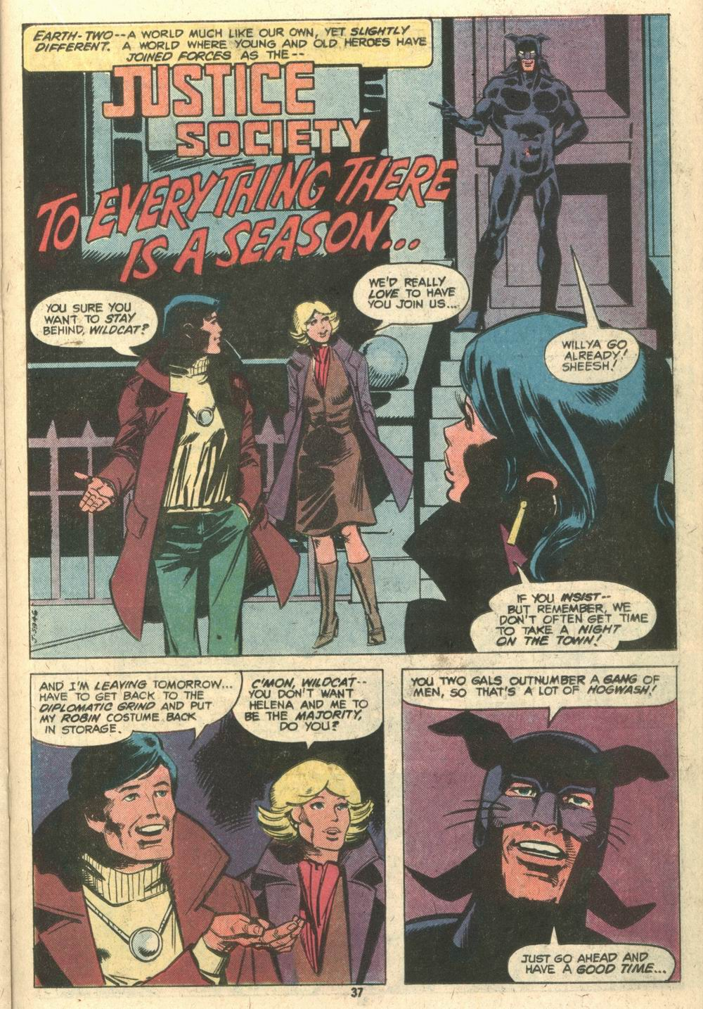 Read online Adventure Comics (1938) comic -  Issue #464 - 37